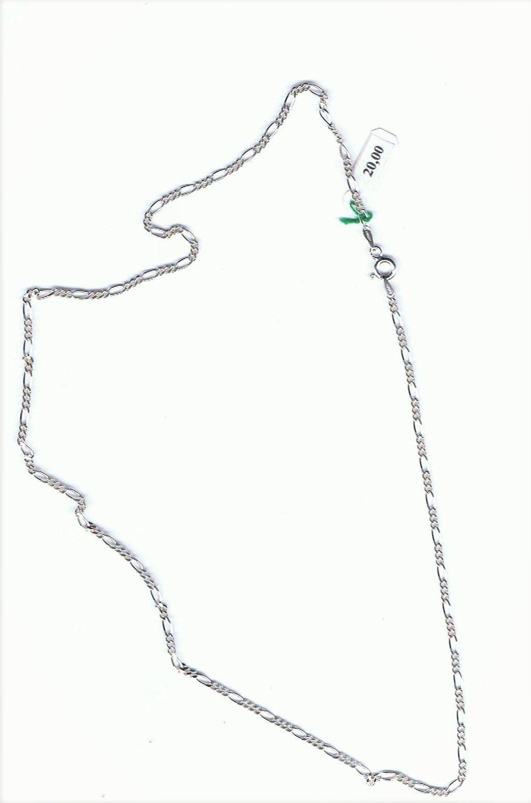 Silver Collana ref. GAD060/50