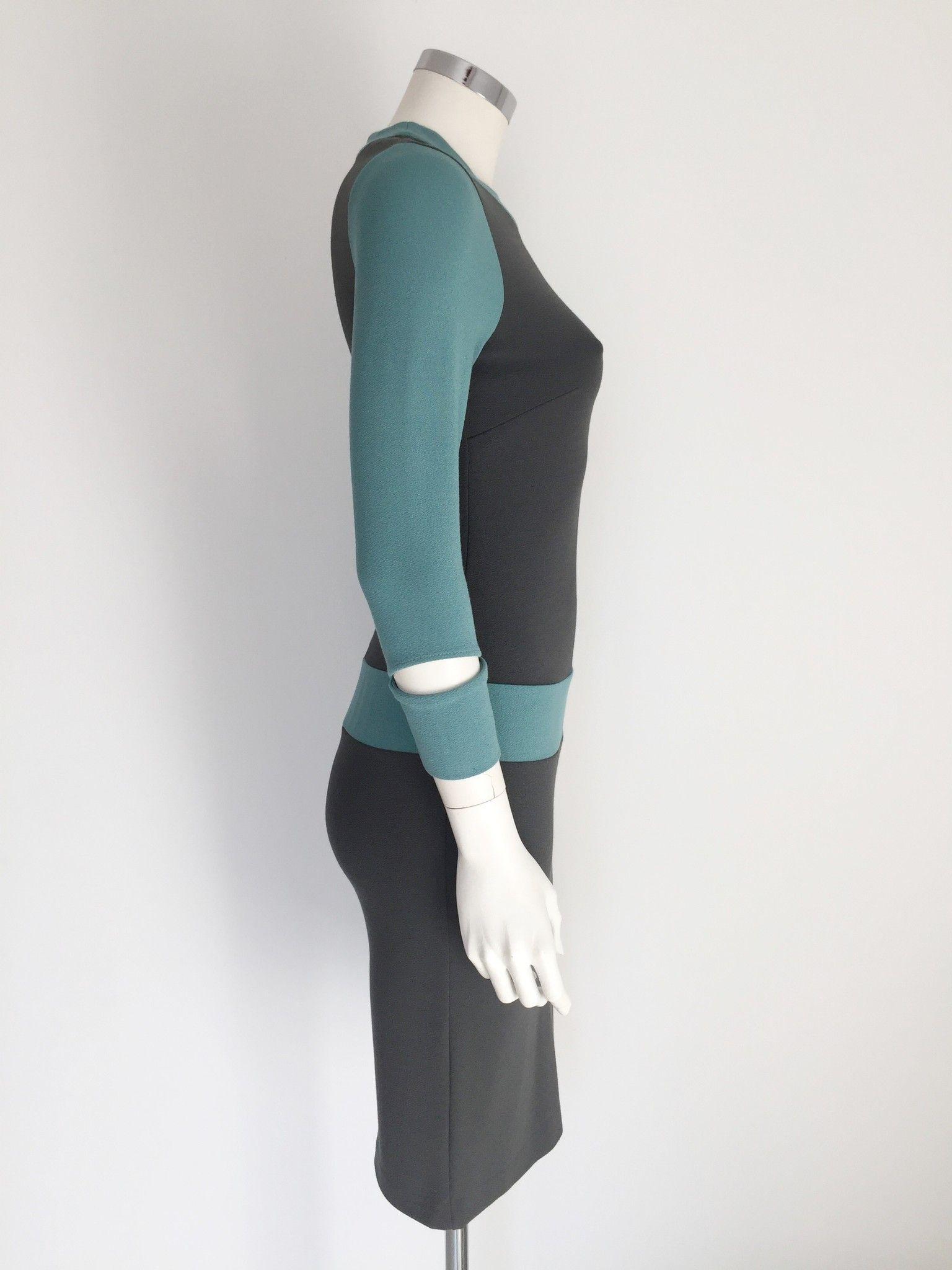 Adele Fado Two-Tone Dress Cod.6305PC