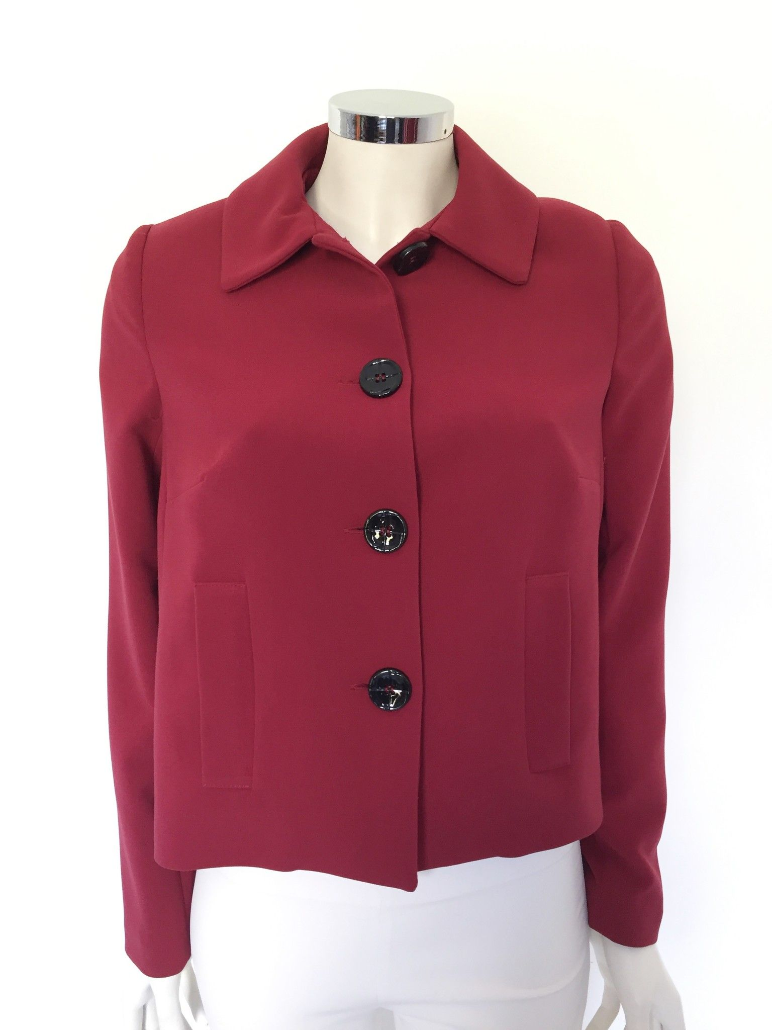 LadyBug Short jacket with glossy buttons Cod.7392
