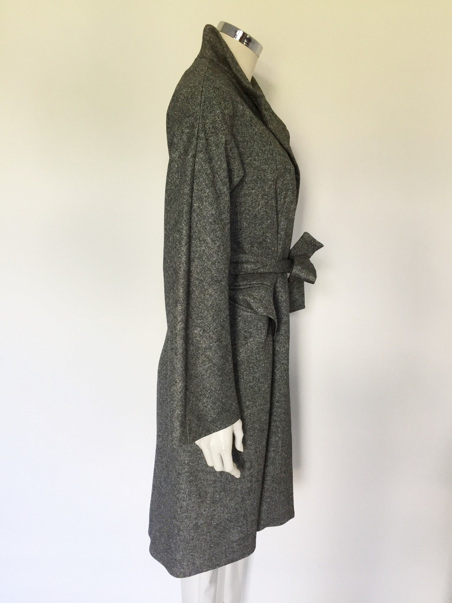 Adele Fado Medium Length Overcoat Cod.CP120