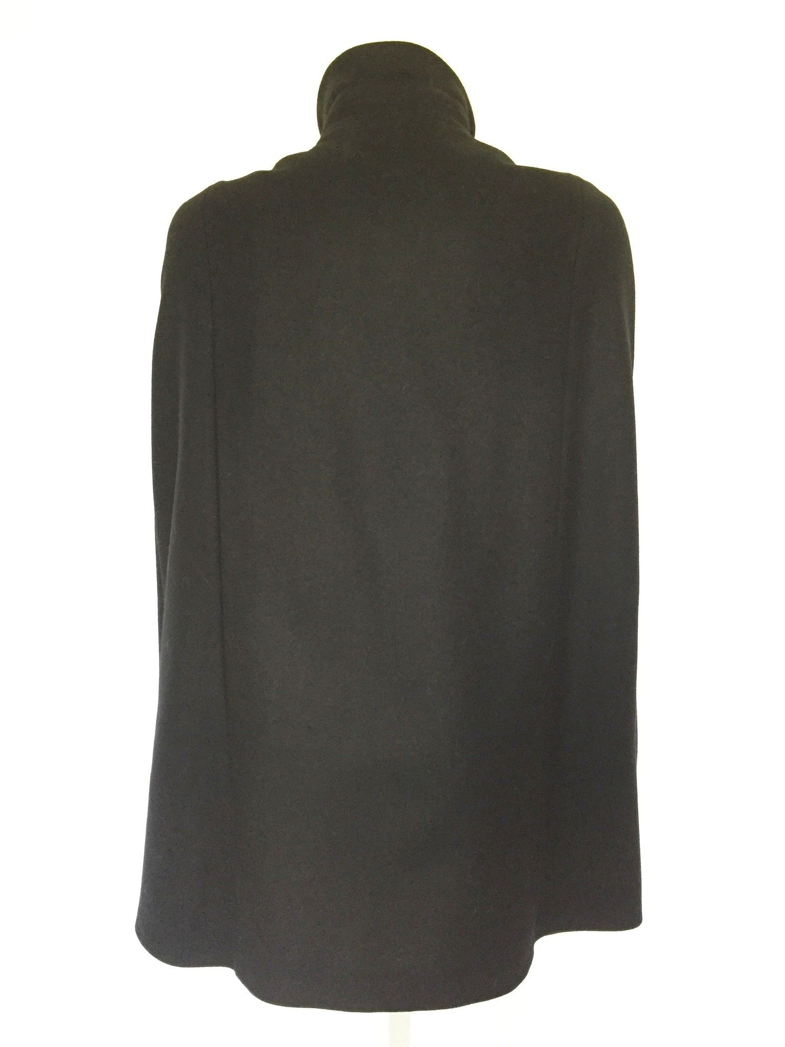 Space Cape with Silver Zippers Cod.5025N