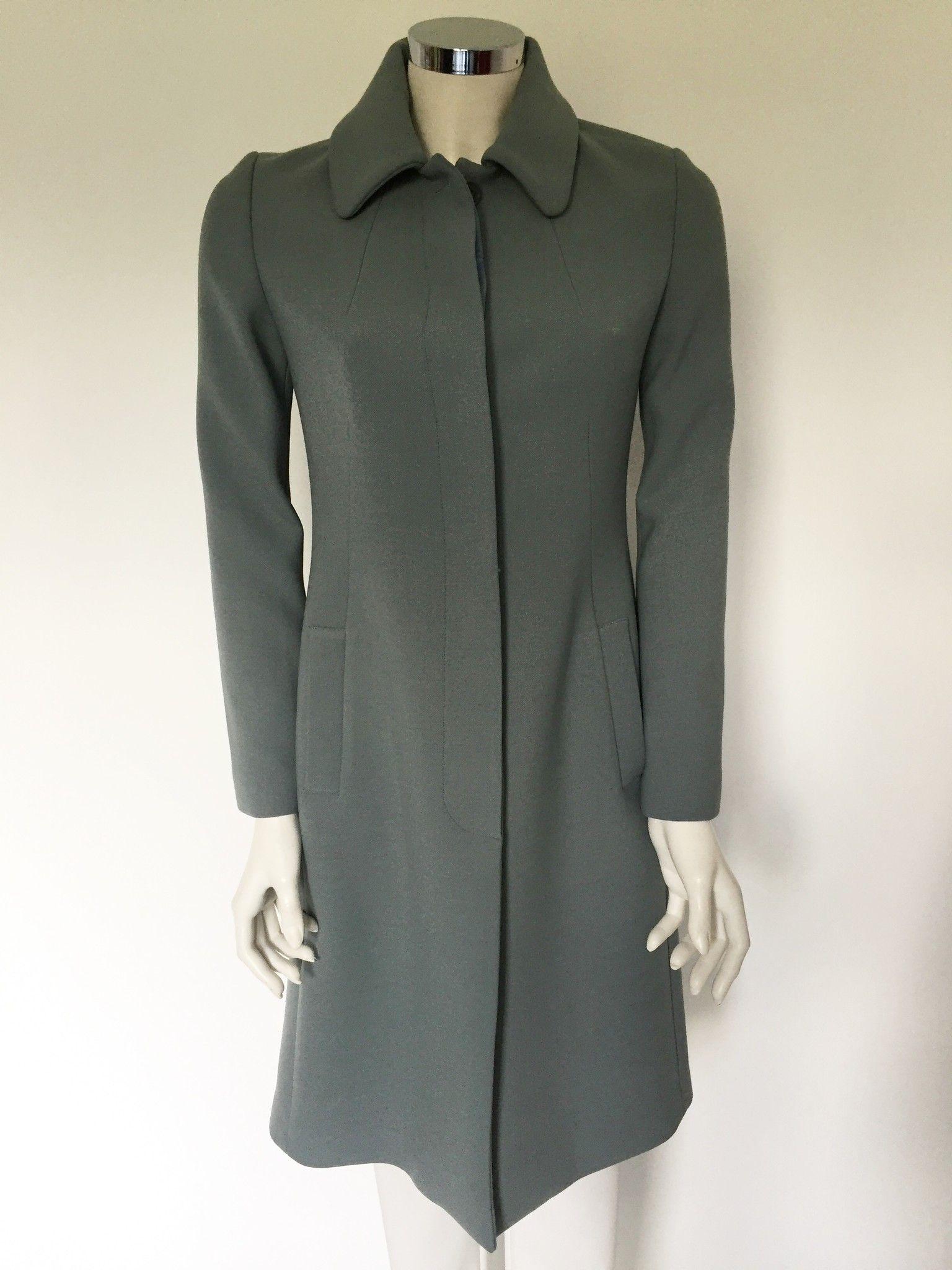 Adele Fado Slimfit Overcoat Cod.CP103