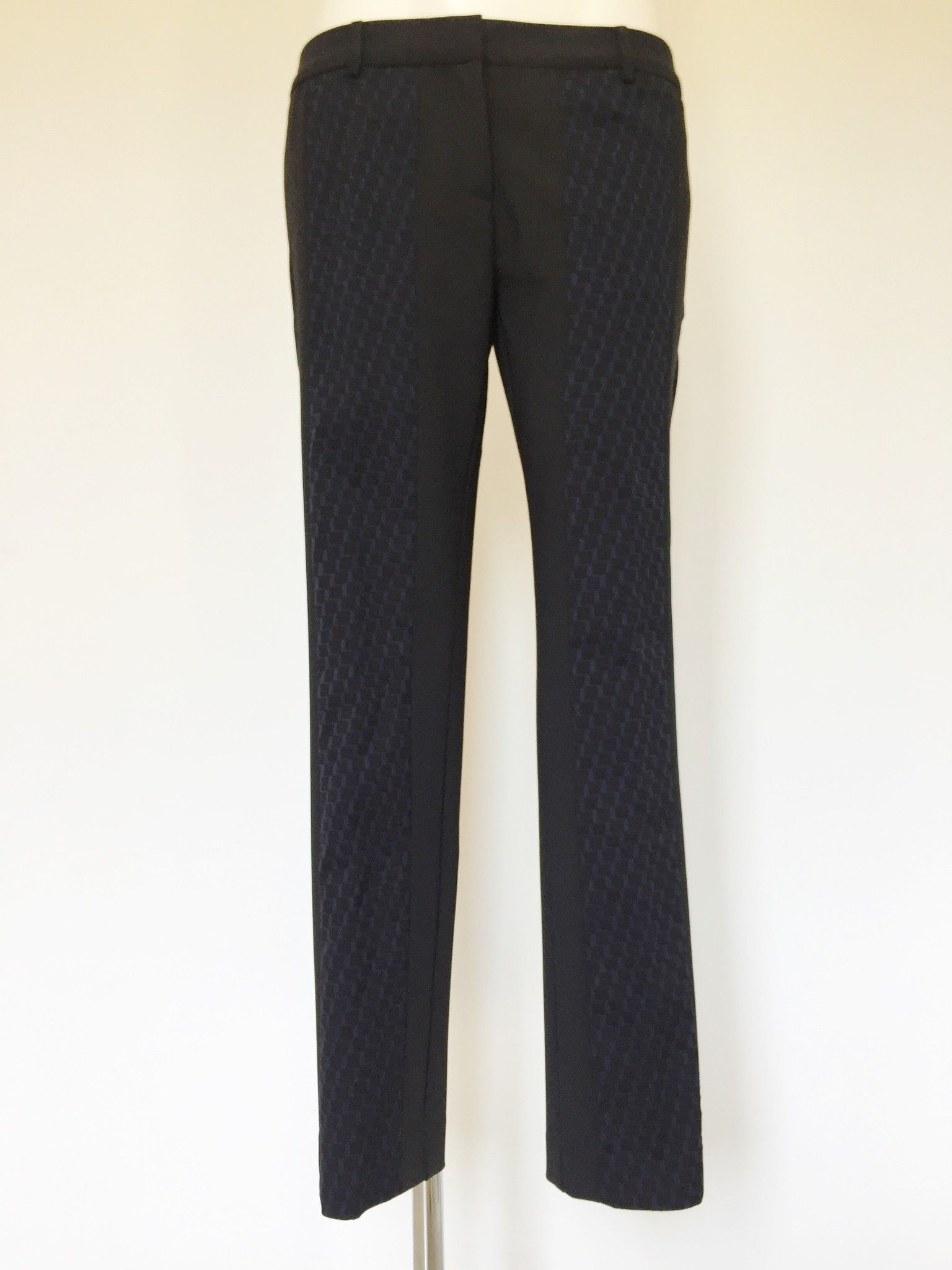 Sapce Trousers with Checked Fancy Insert Cod.AI134016