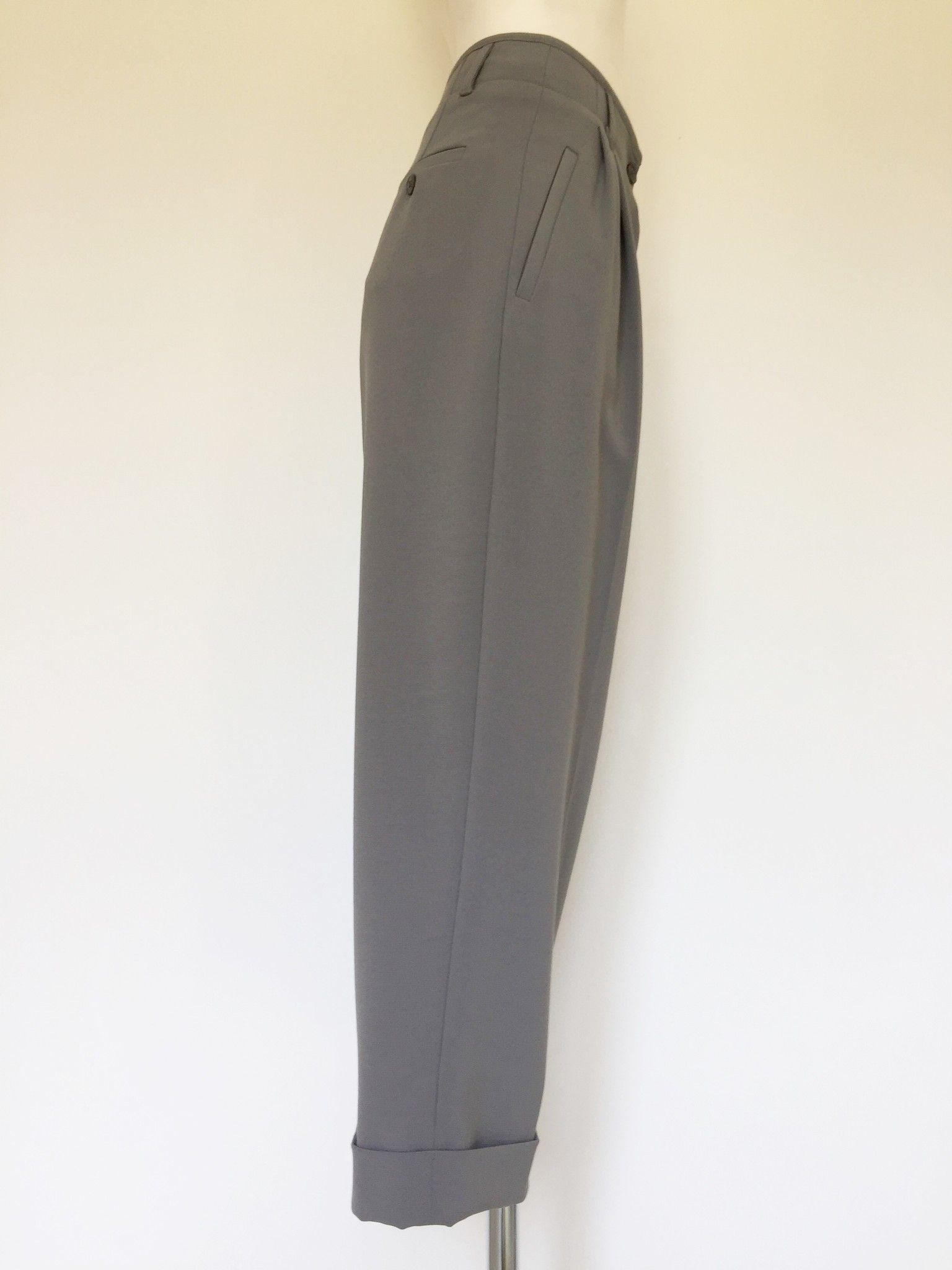 Katia G. High waist Palazzo Trousers Cod.0001