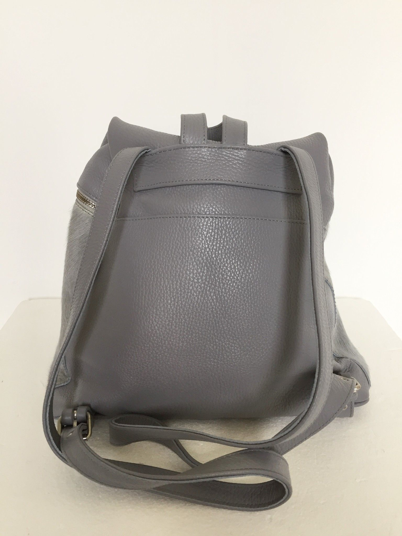 Backpack Space Real Leather Cod.2237