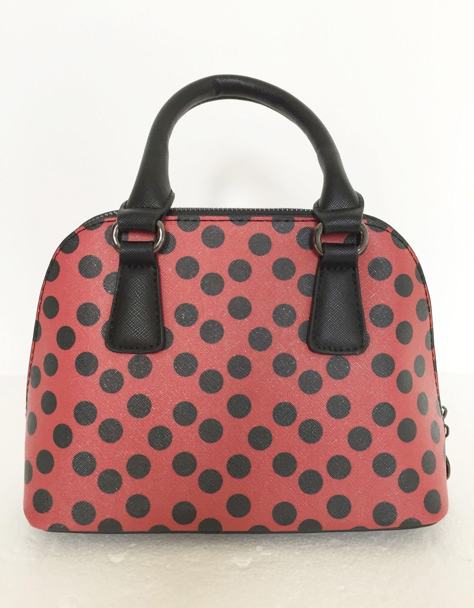Ladybug Mini Bag with strap Cod.2452