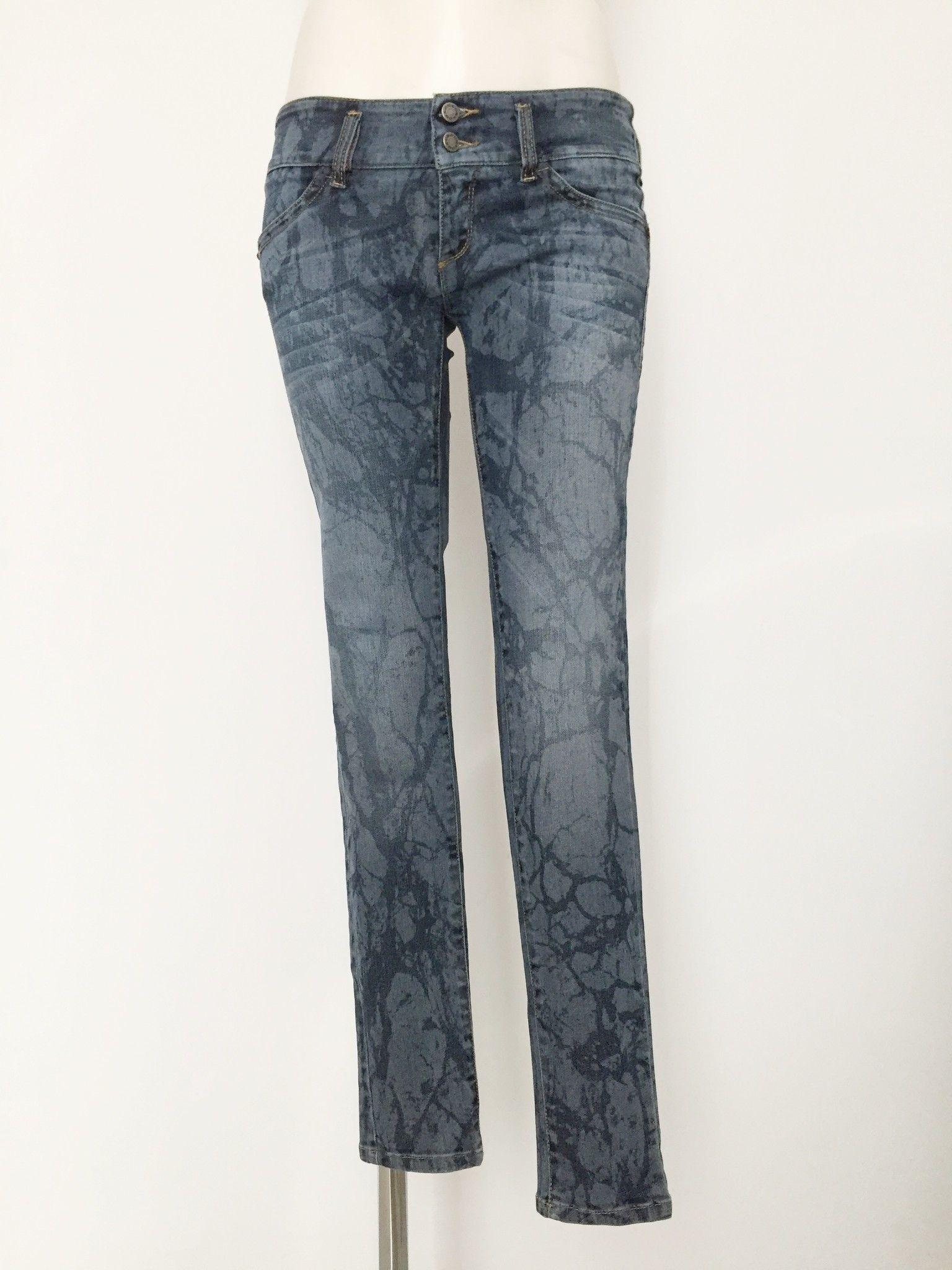 Jeans DNA Slavato Skinny Lungo COD.ZAC26