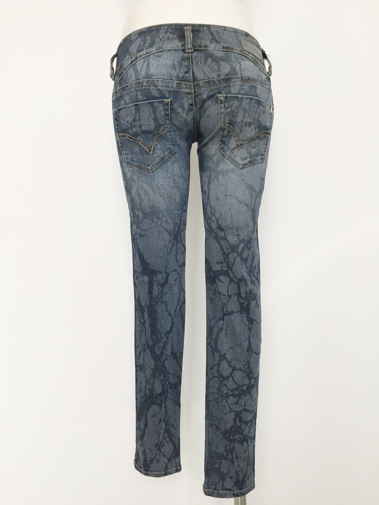DNA Faded Long and Skinny Jeans Cod.ZAC26