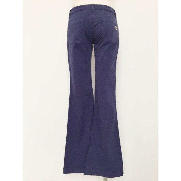 Jeans Atos Lombardini Lungo Modello Zampa Cod.14PE423AJ