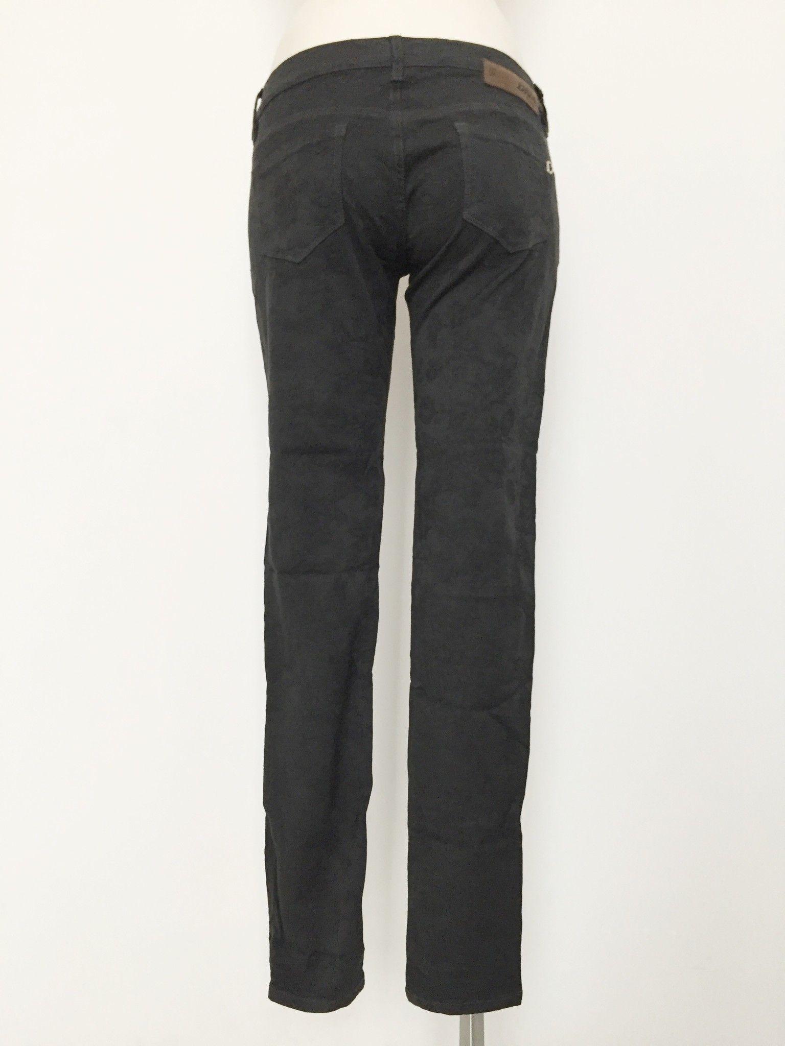 Jeans DNA Devorè Modello Skinny Lungo Elasticizzato Cod.CLO44