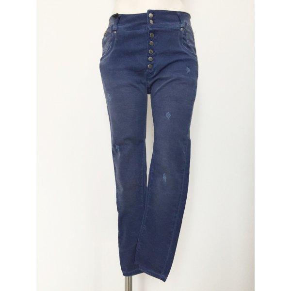 Jeans Sexy Woman Modello Boyfriend Delavè Cod.P514705
