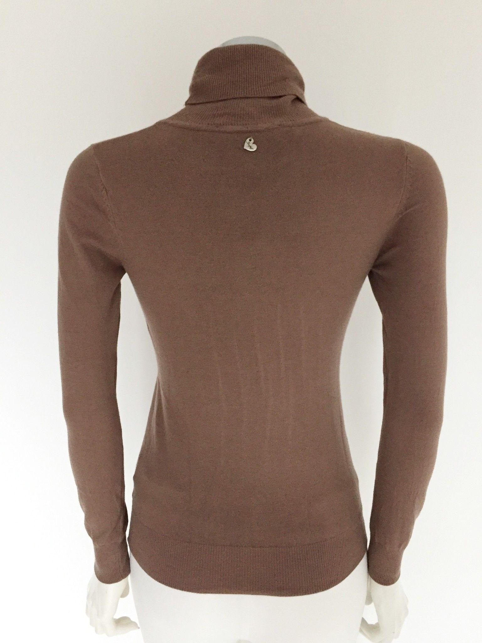 Sufè Slim Fit Long Sleeve Polo Neck Cod.SF1010