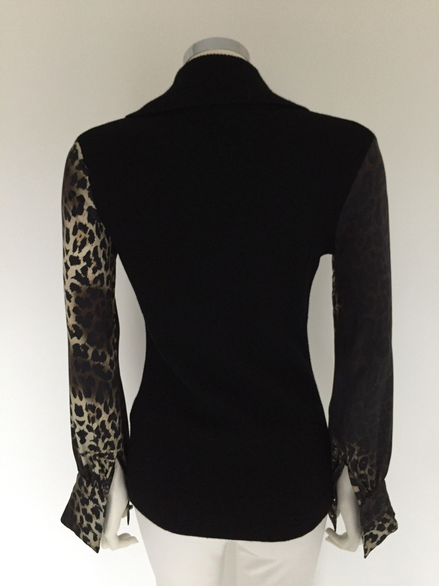 Lafty Lie Sweater with Spotted Sleeves Cod.00020