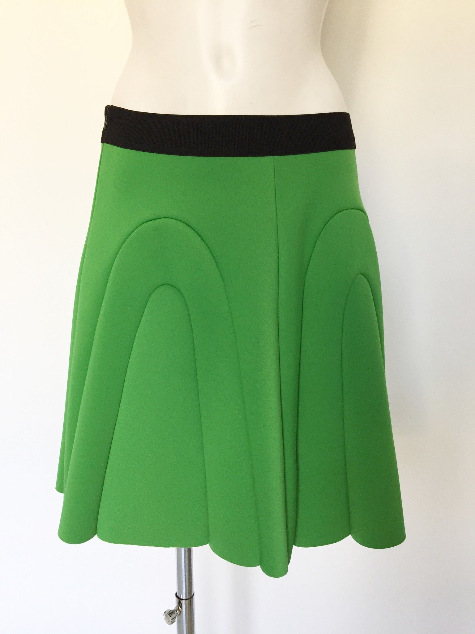 Space Short Flared Skirt Cod.P117