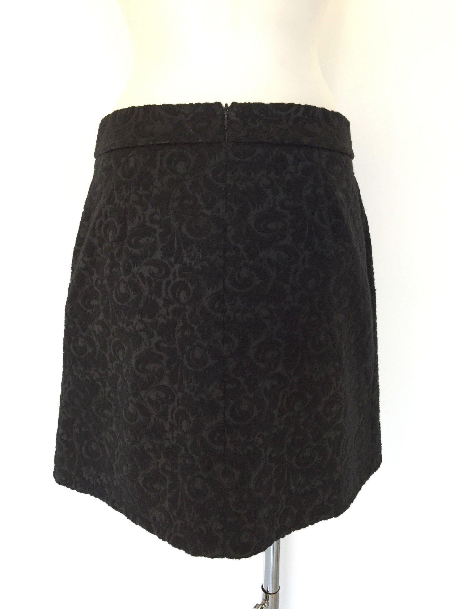 LadyBug Short Damasked Skirt Cod.27691