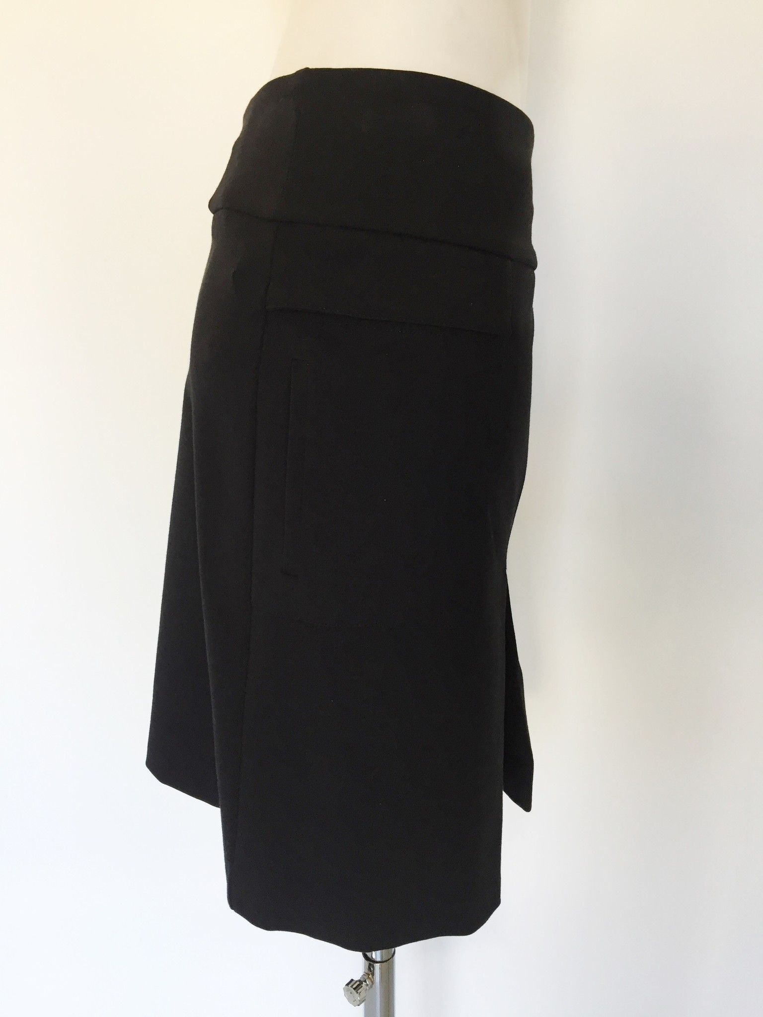 Mary Depp 70s long skirt with pockets Cod.30276