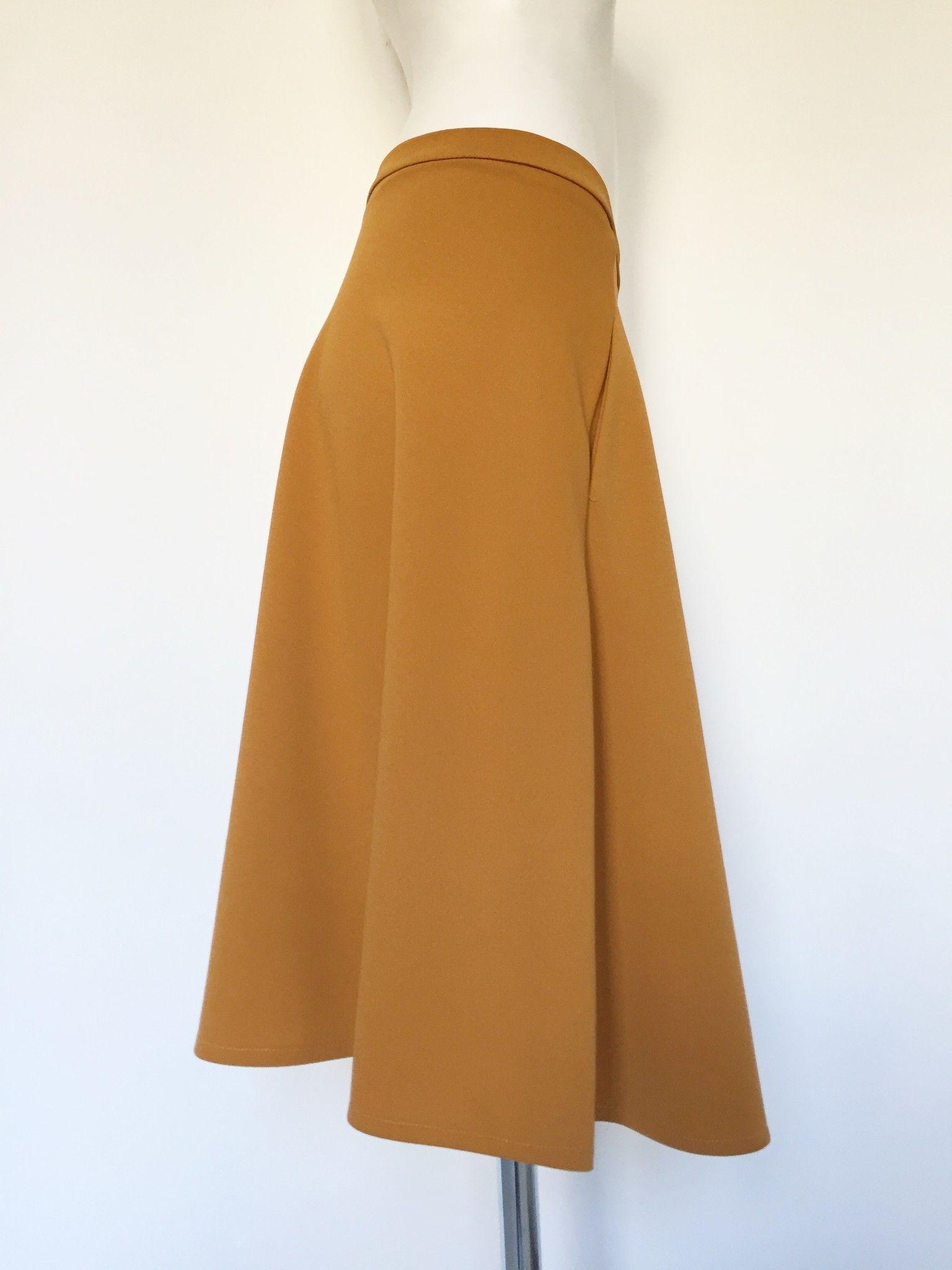 LadyBug Flared Skirt with Pockets Cod.96232