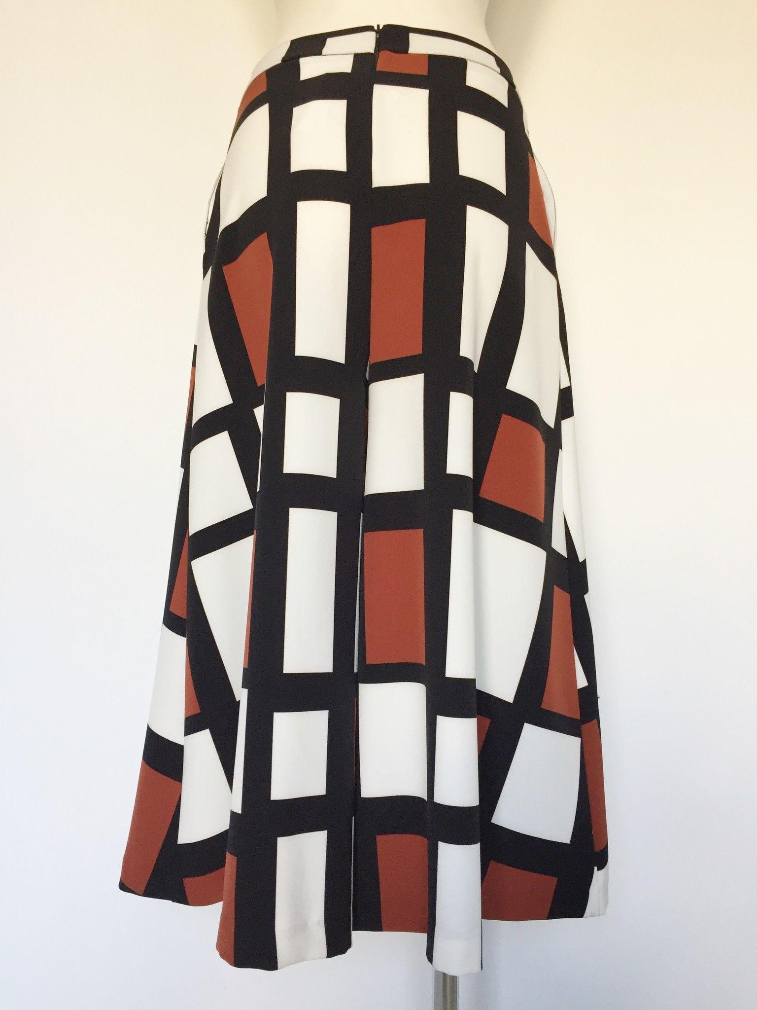 LadyBug Plaid skirt Cod.TQ0468