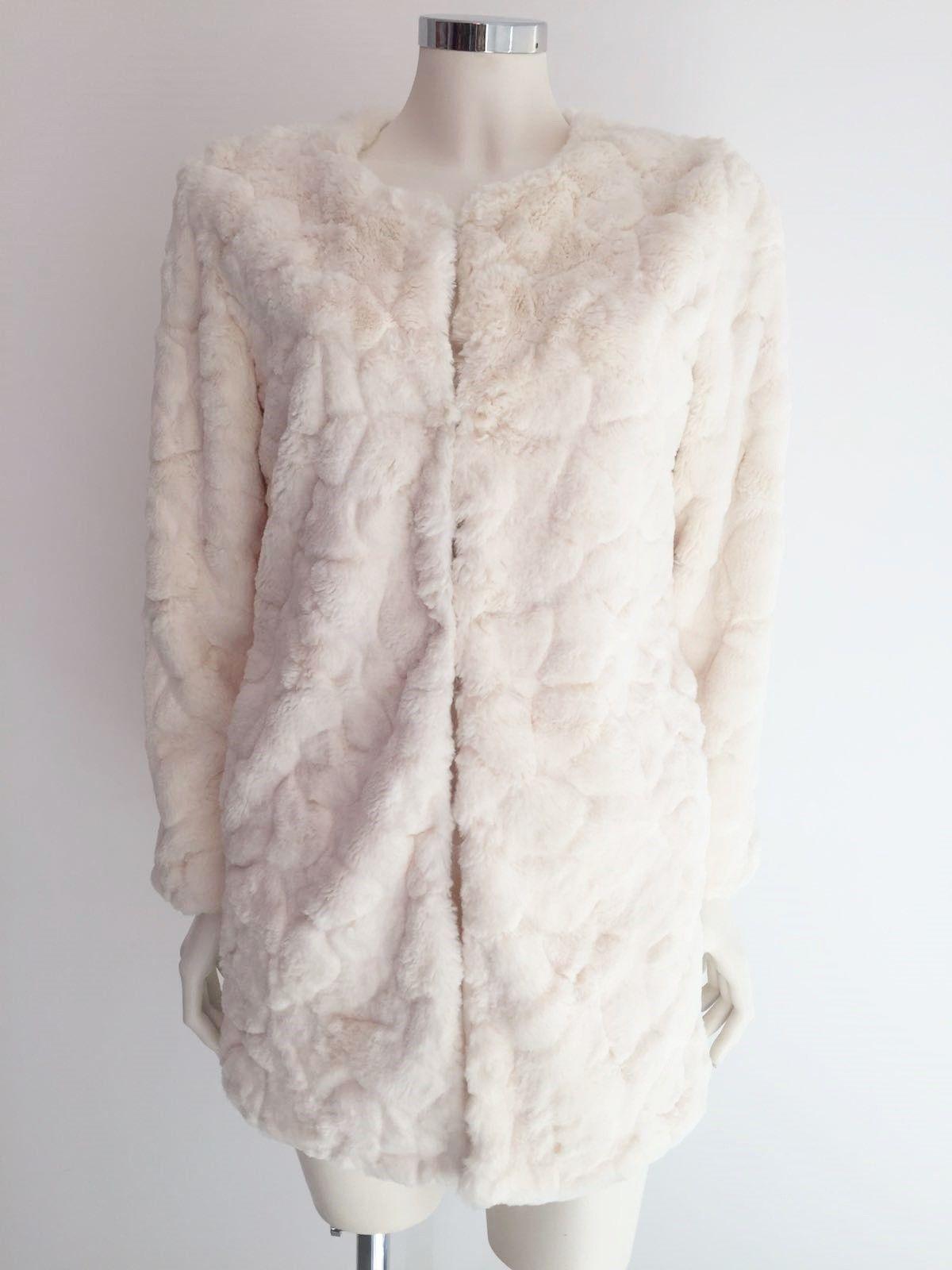 LadyBug Faux fur trim jacket Cod.2590