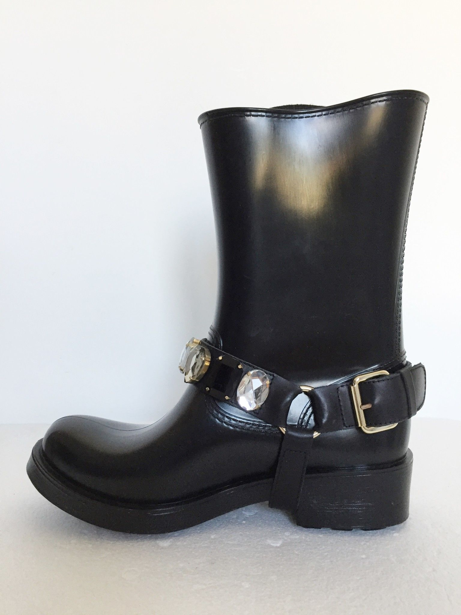 Atos Lombardini Rubber boots with stones Cod.0005