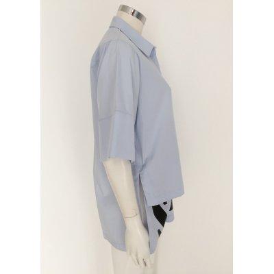 Camicia Space con Pannello Style Rimovibile Cod.GF42