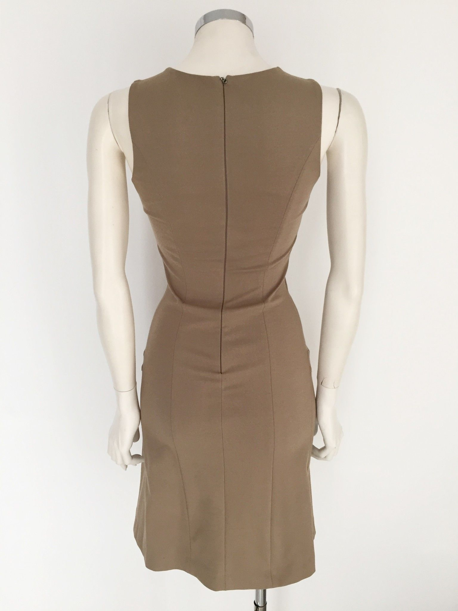 Mary Depp Sleeveless dress and Flared Cod.30135