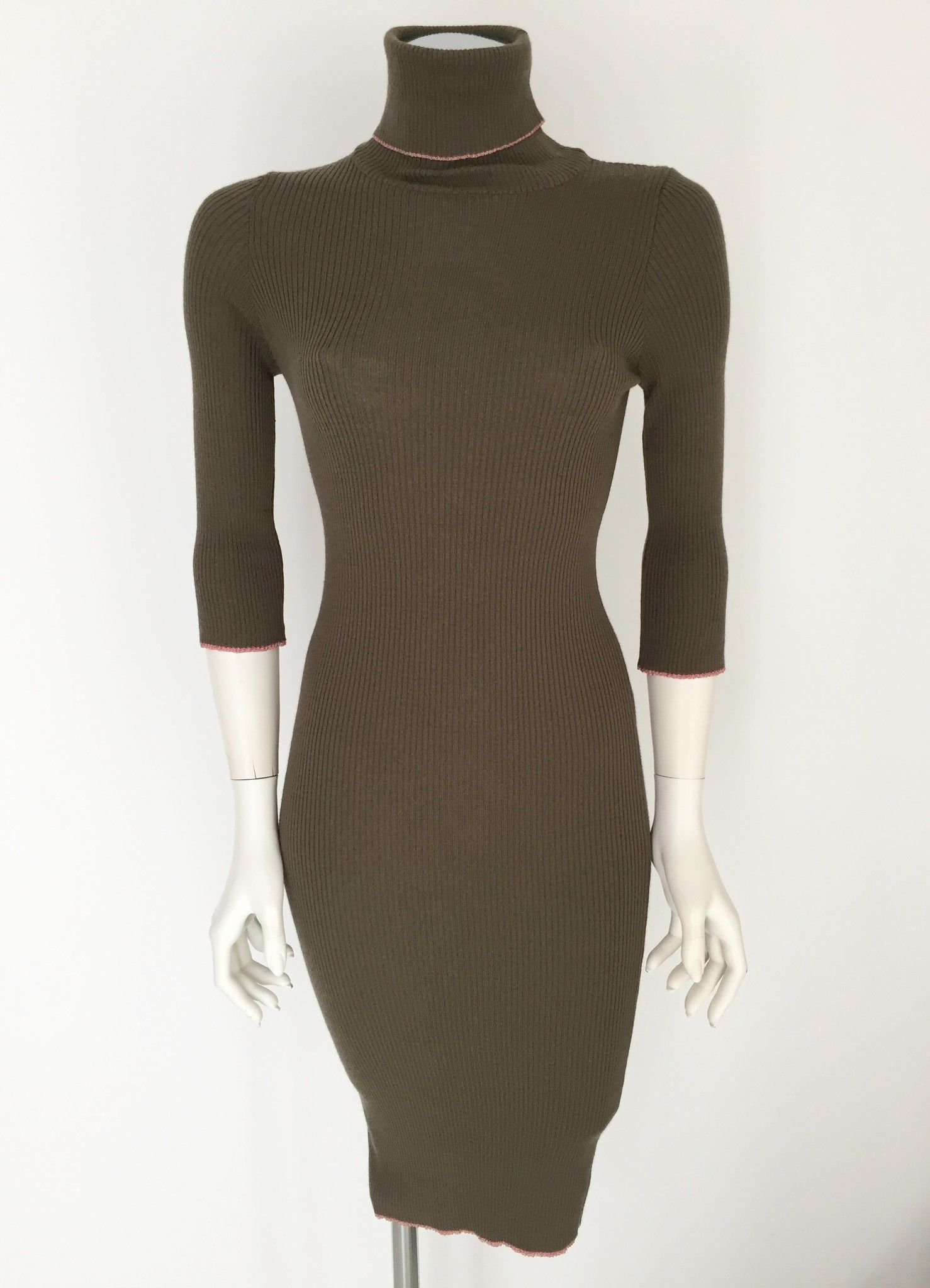 Adele Fado Turtleneck Dress Cod.C905