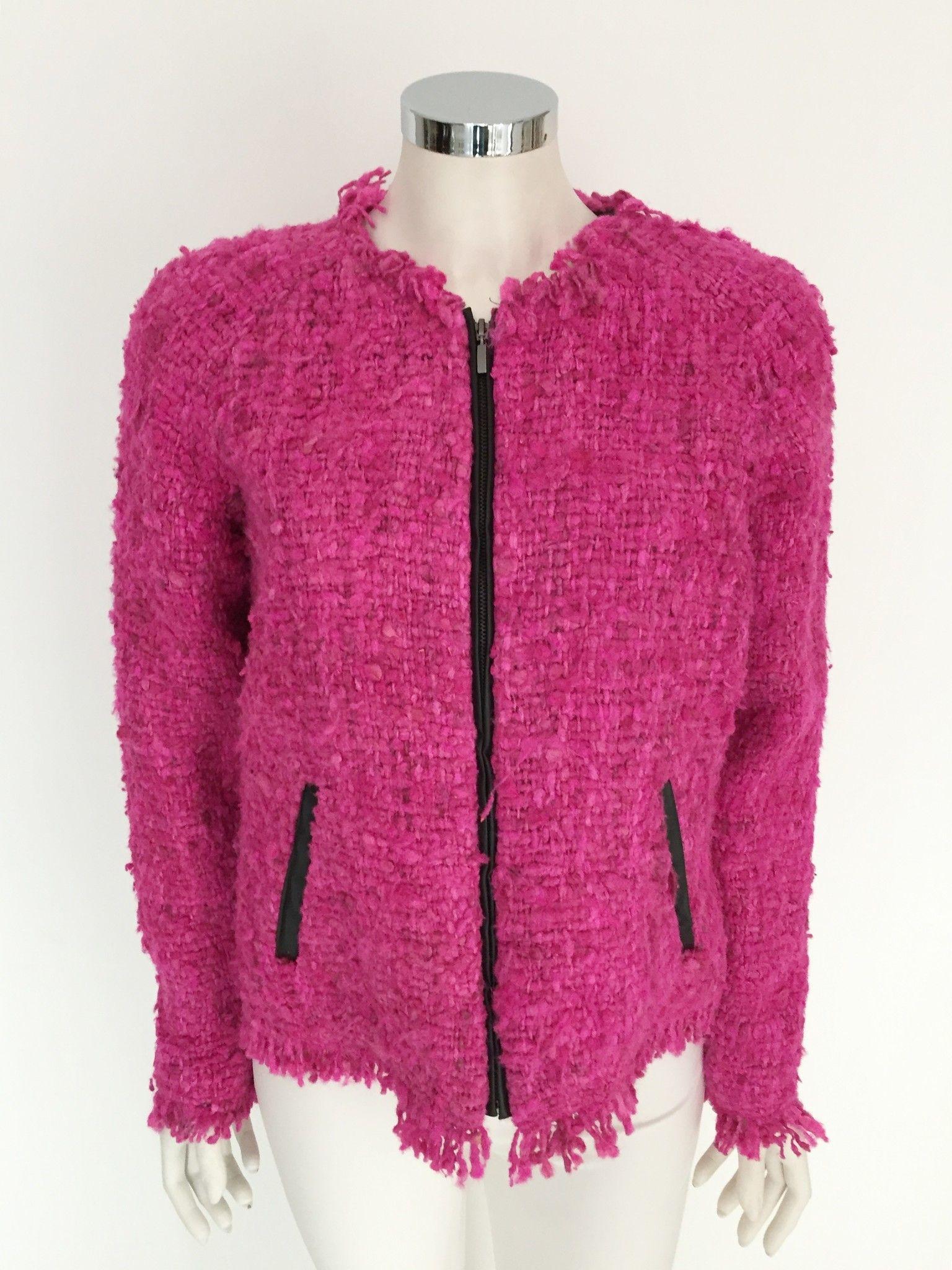 Lucilla Barbieri Bouclet Fabric Jacket Cod.6664