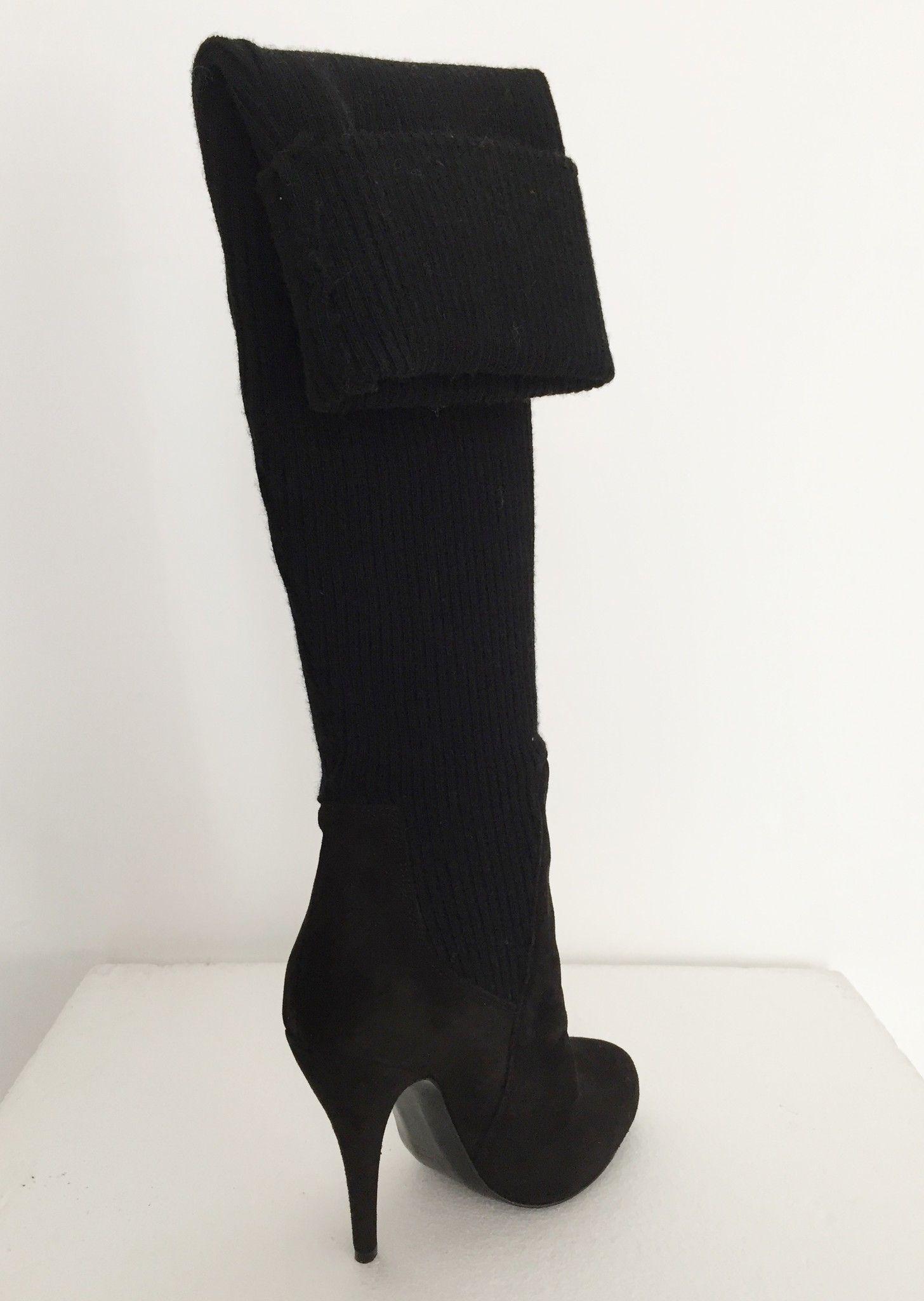 Flavio Castellani Clingy knit boots Cod.S1527