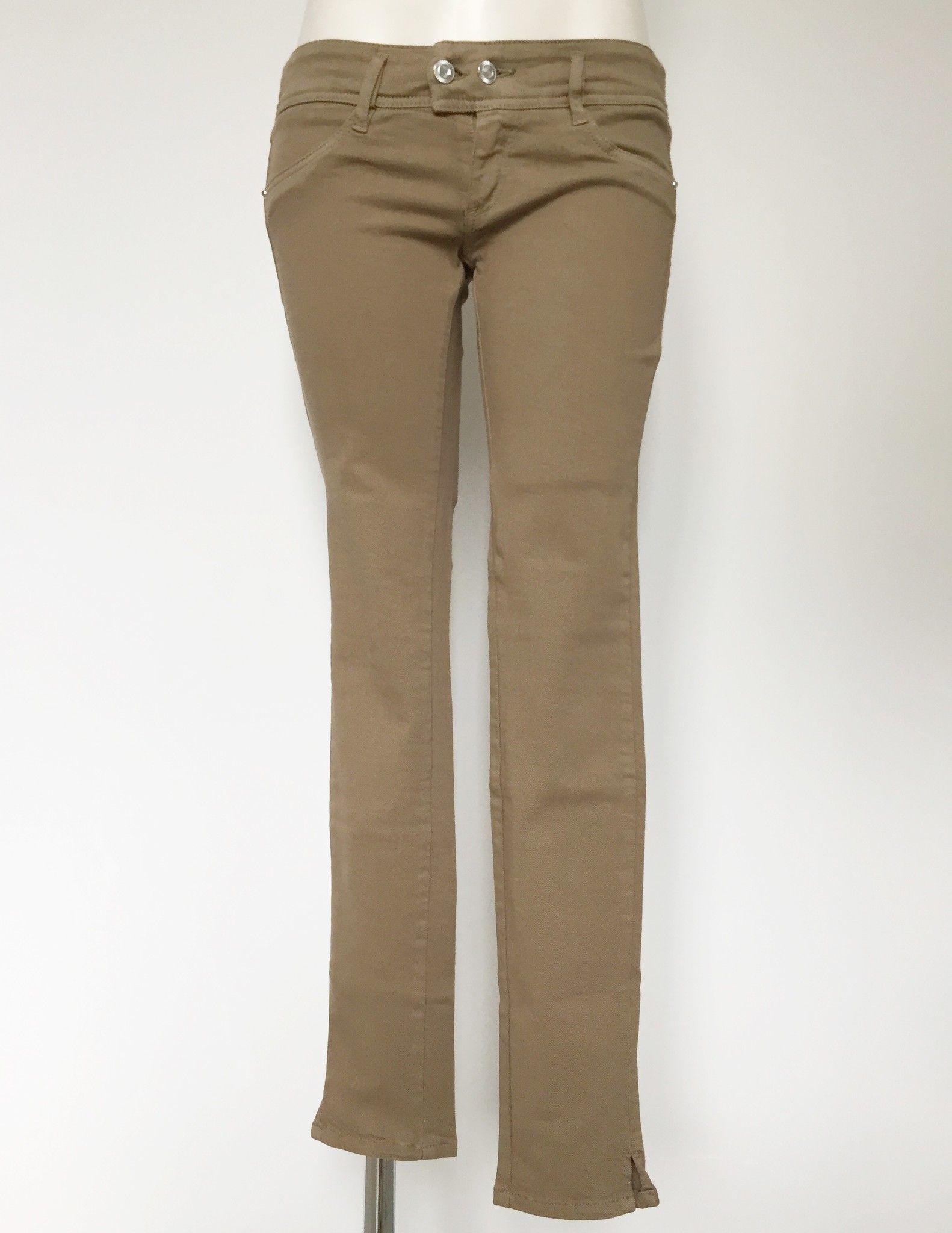 Jeans DNA Lungo Skinny Bielastico Cod.T0Y77