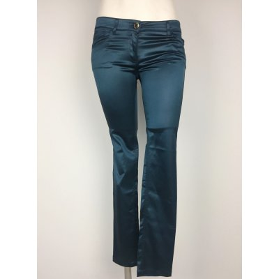 Pantalone Katia G. Skinny in raso 5 Tasche Cod.33338