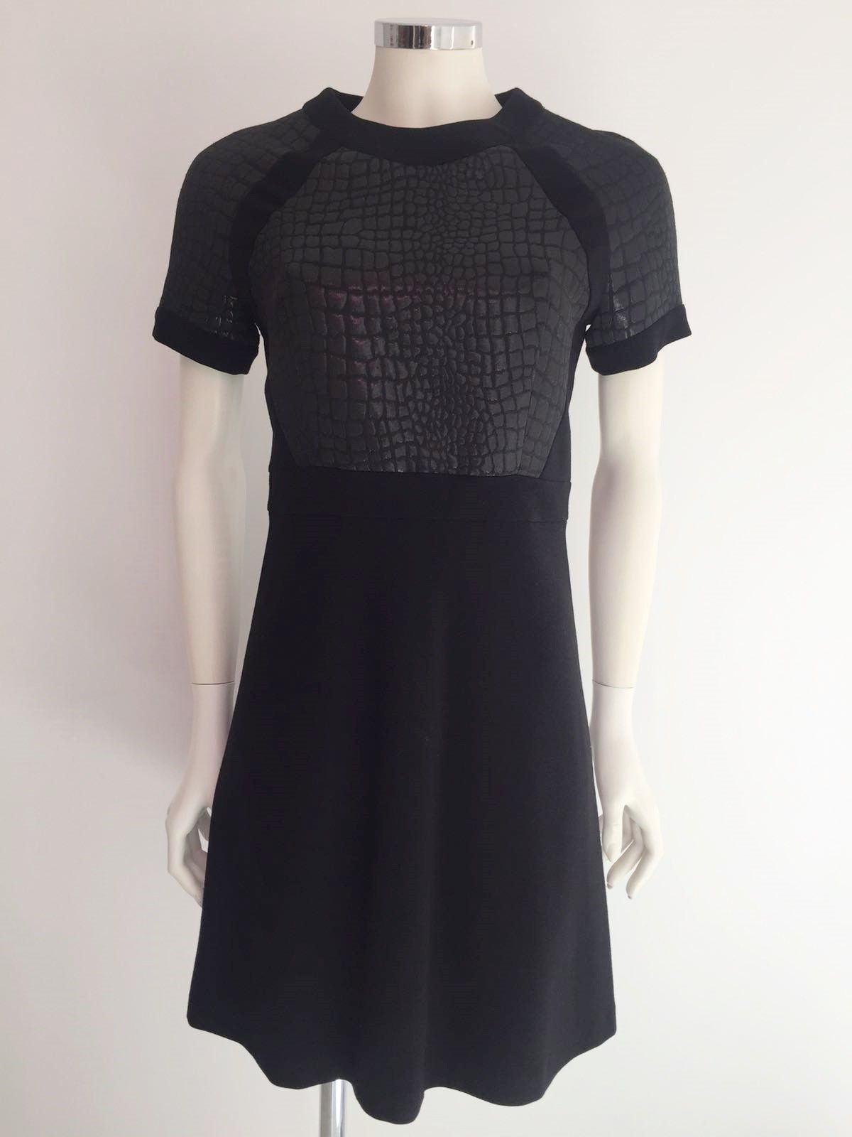 Emmjeilove Black Sleeved dress Cod.Alison