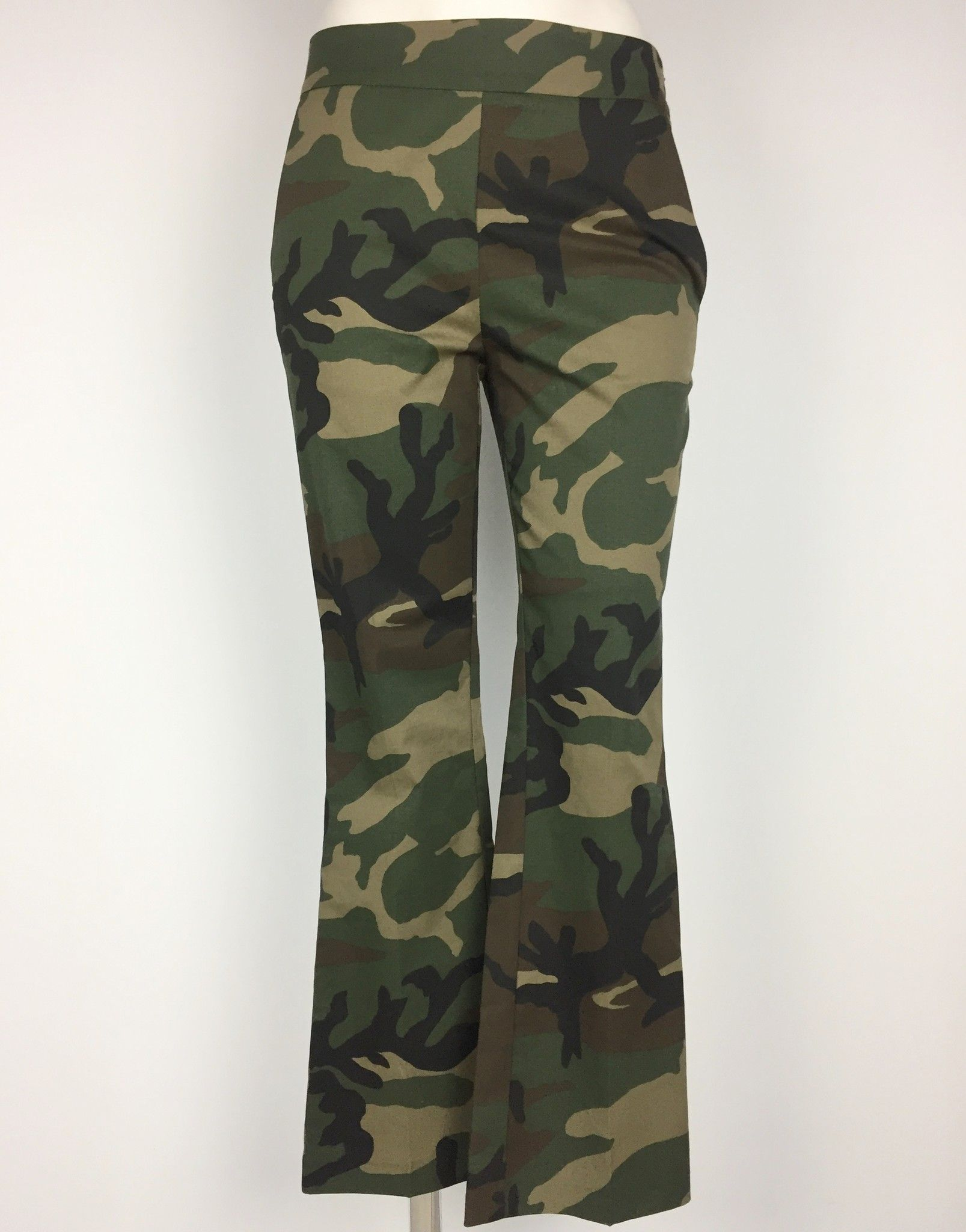 LadyBug Camouflage Fancy Ankle Trousers Cod.T1641