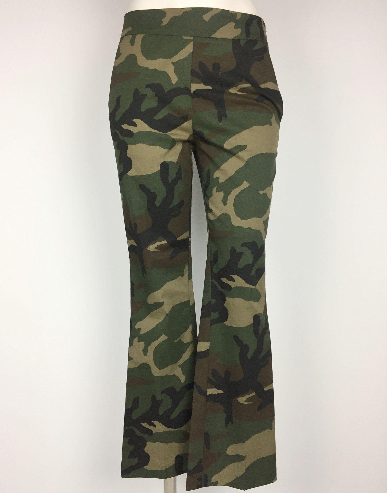 Pantalone LadyBug a Caviglia Fant.Camouflage Cod.T1641