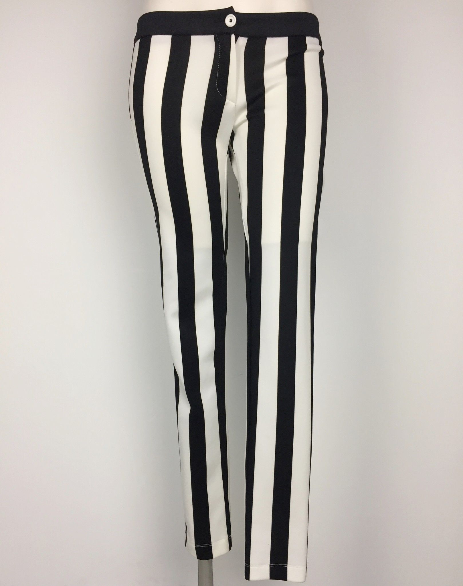 Privè Two-tone Stripped Trousers Cod.33629P