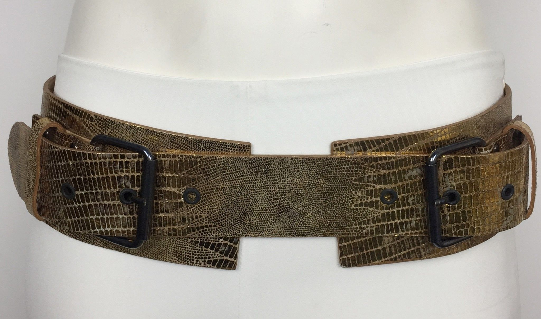 Adele Fado Printed Belt Cod.9746513