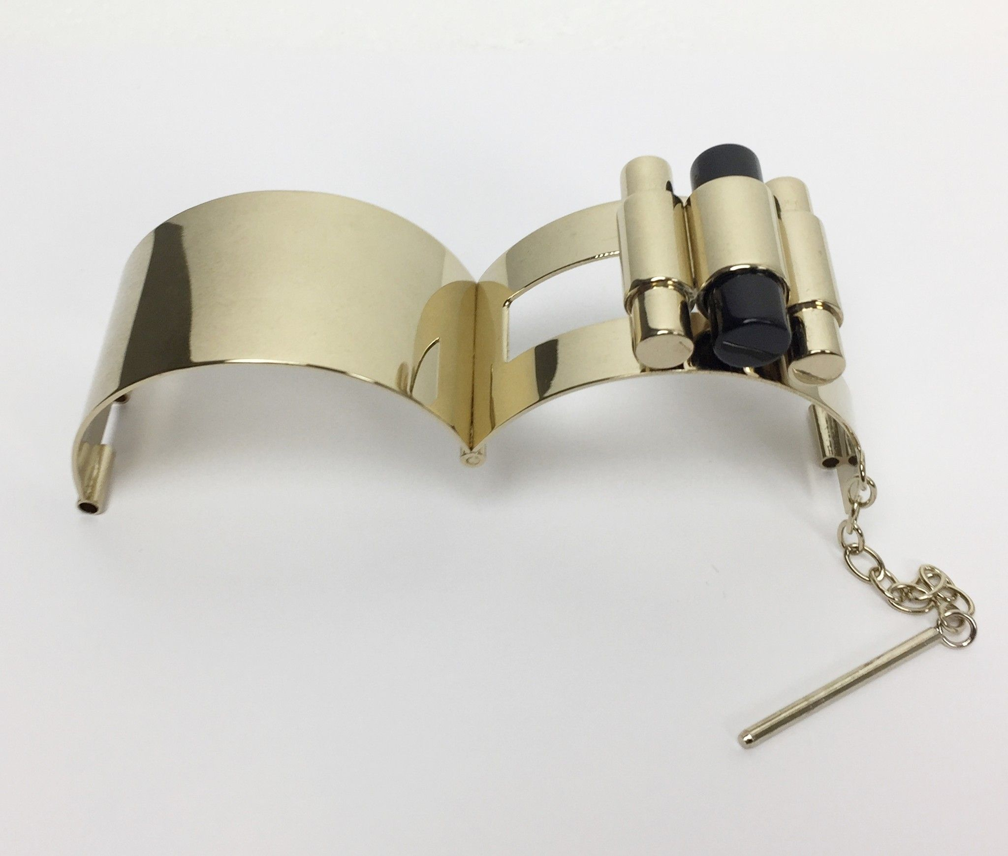 Atos Lombardini Golden Bracelet Cod.21785