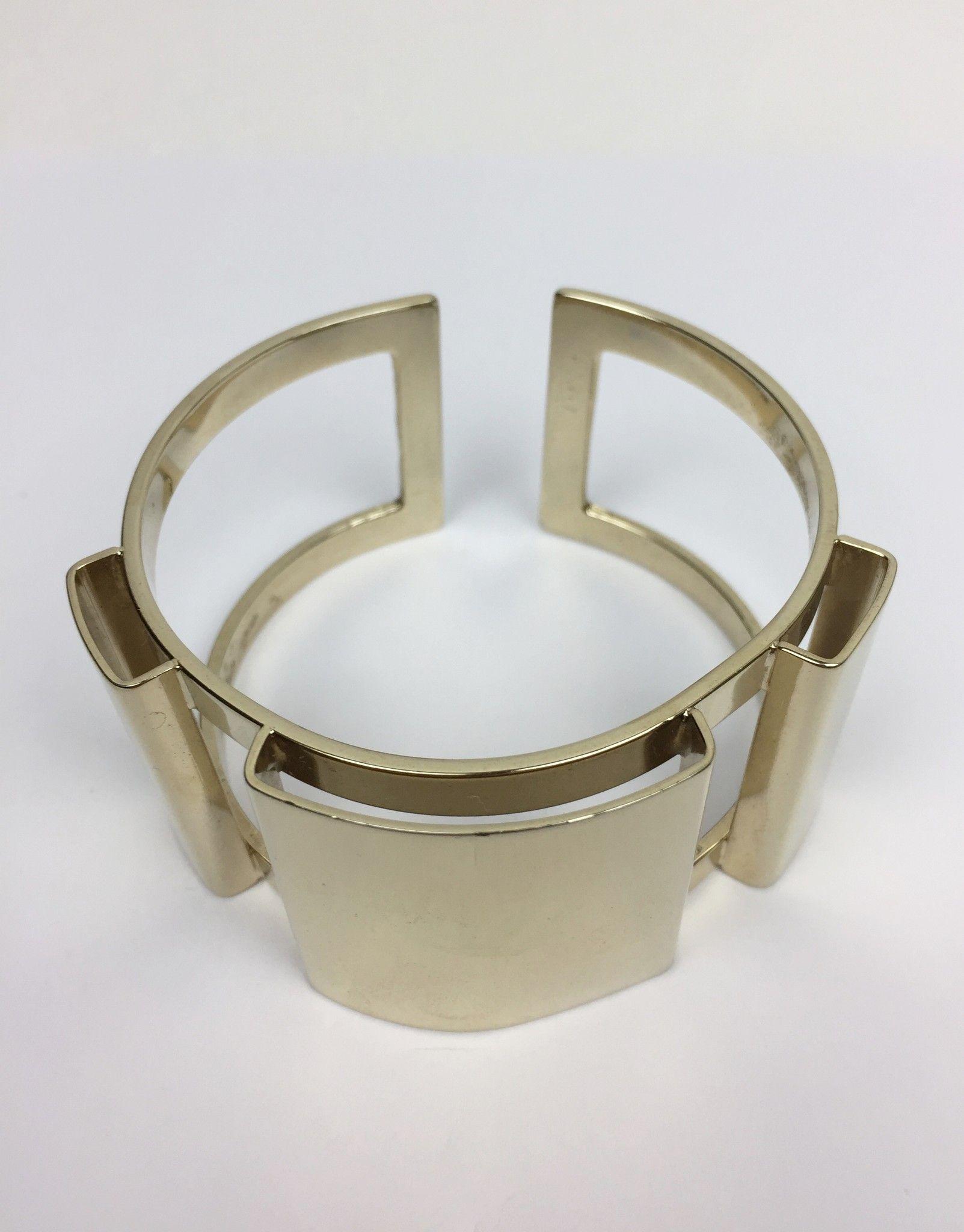 Atos Lombardini Golden Bracelet Cod.985156