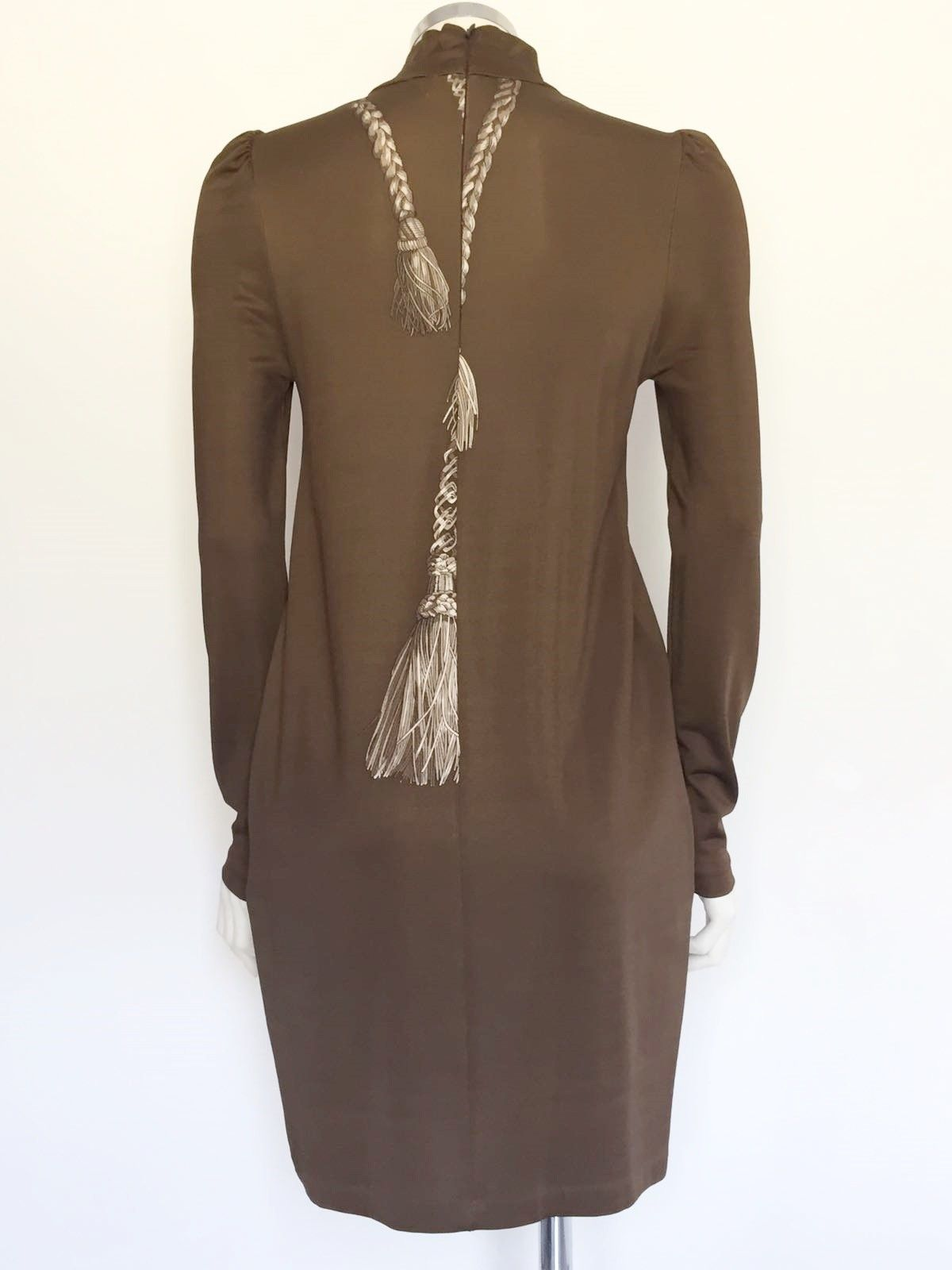 1One Long sleeve turtleneck dress Cod.BO118