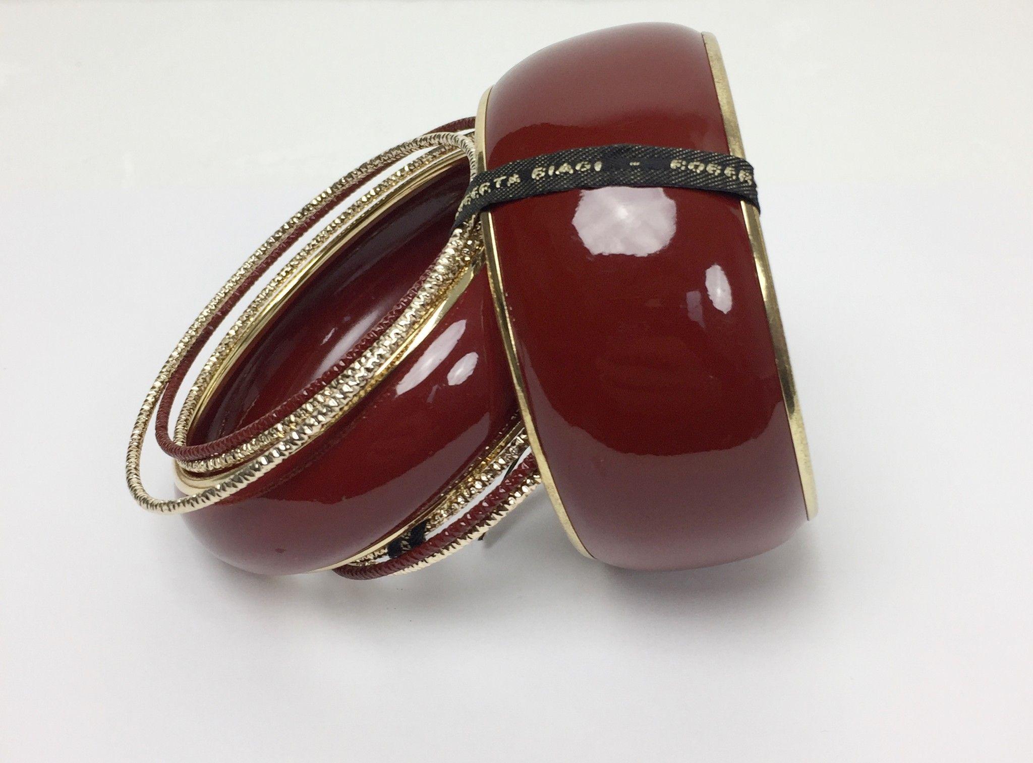 Roberta Biagi Double Golden Bracelet Cod.32625