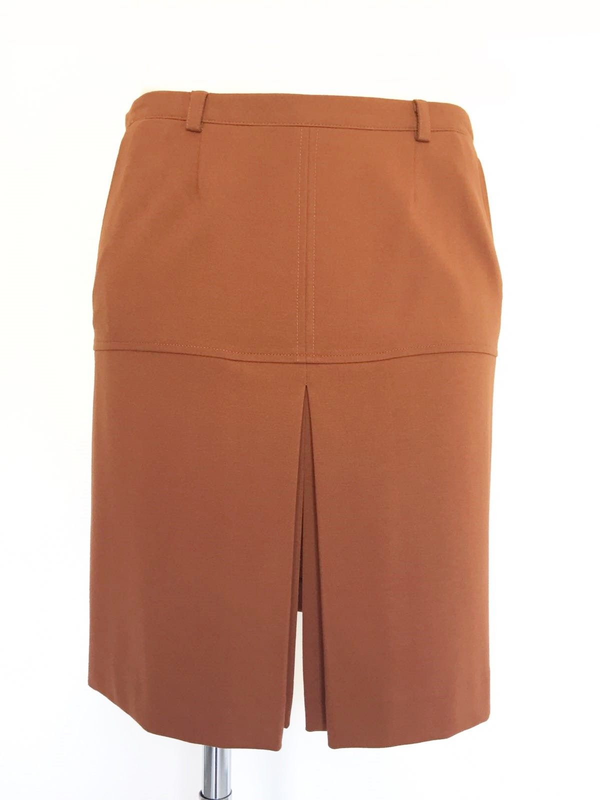 Atos Lombardini Skirt with Split Front Cod.11AI711