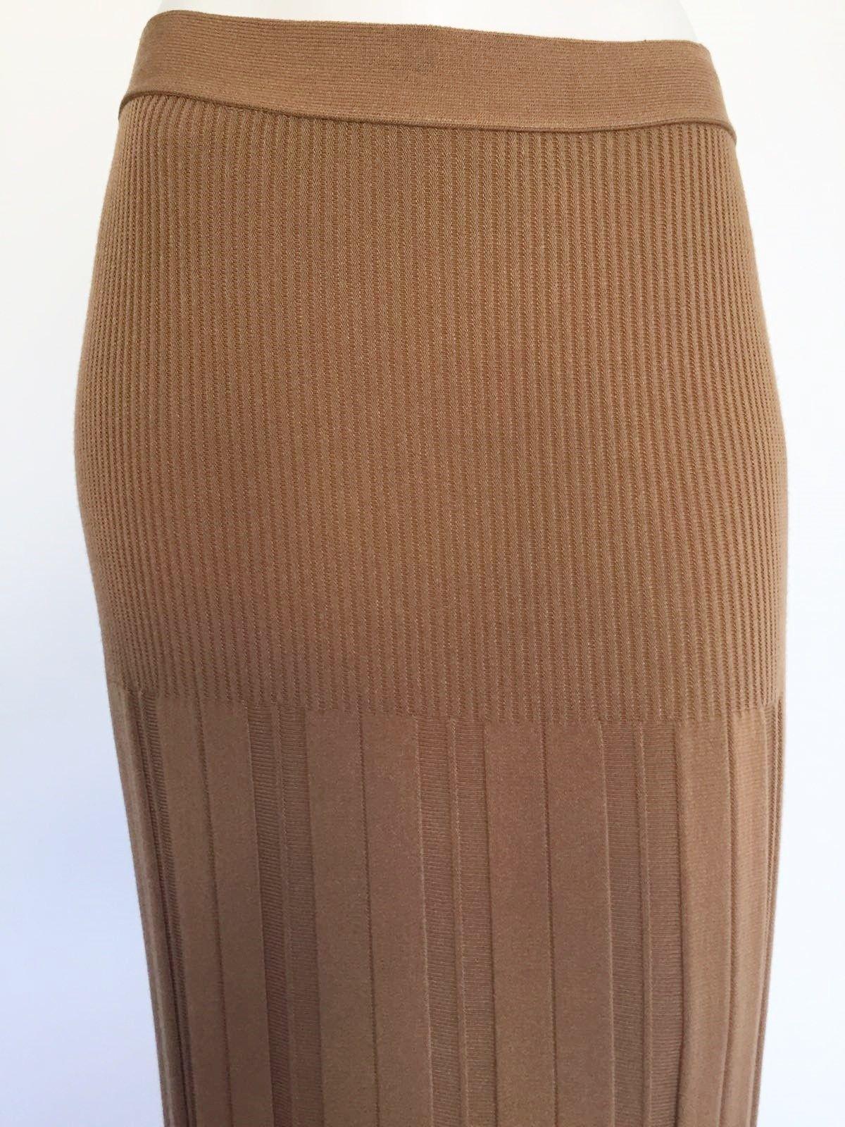 Paquito Long Skirt Pleats of Viscose Cod.ENA8201