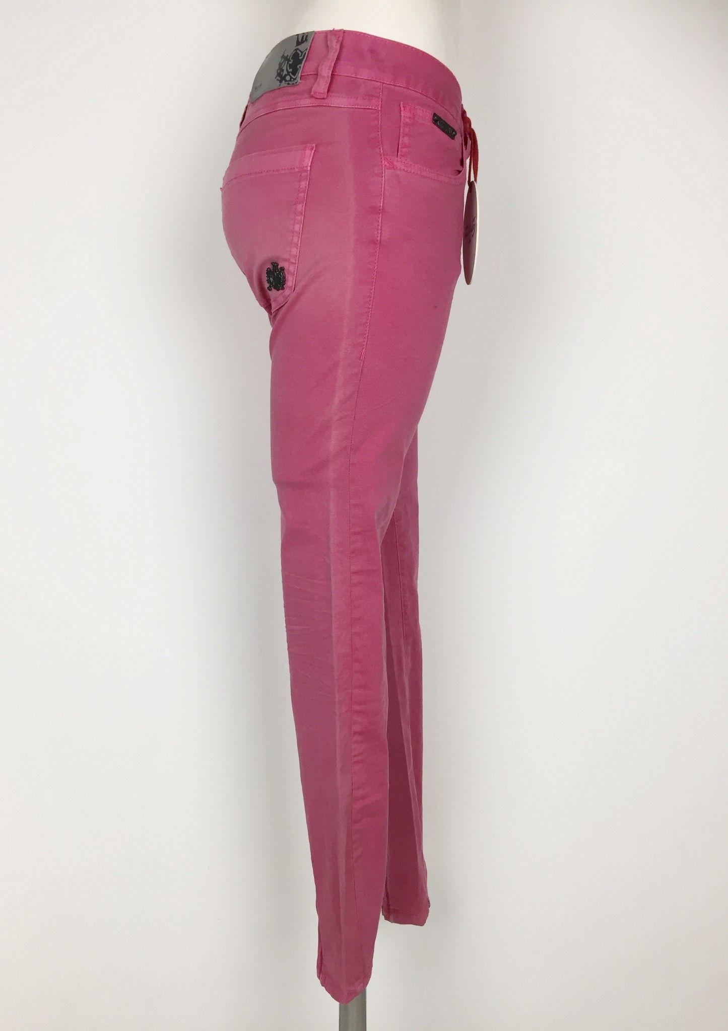 Pantalone Sexy Woman Modello Jeans in Cotone Leggero Cod.P454527
