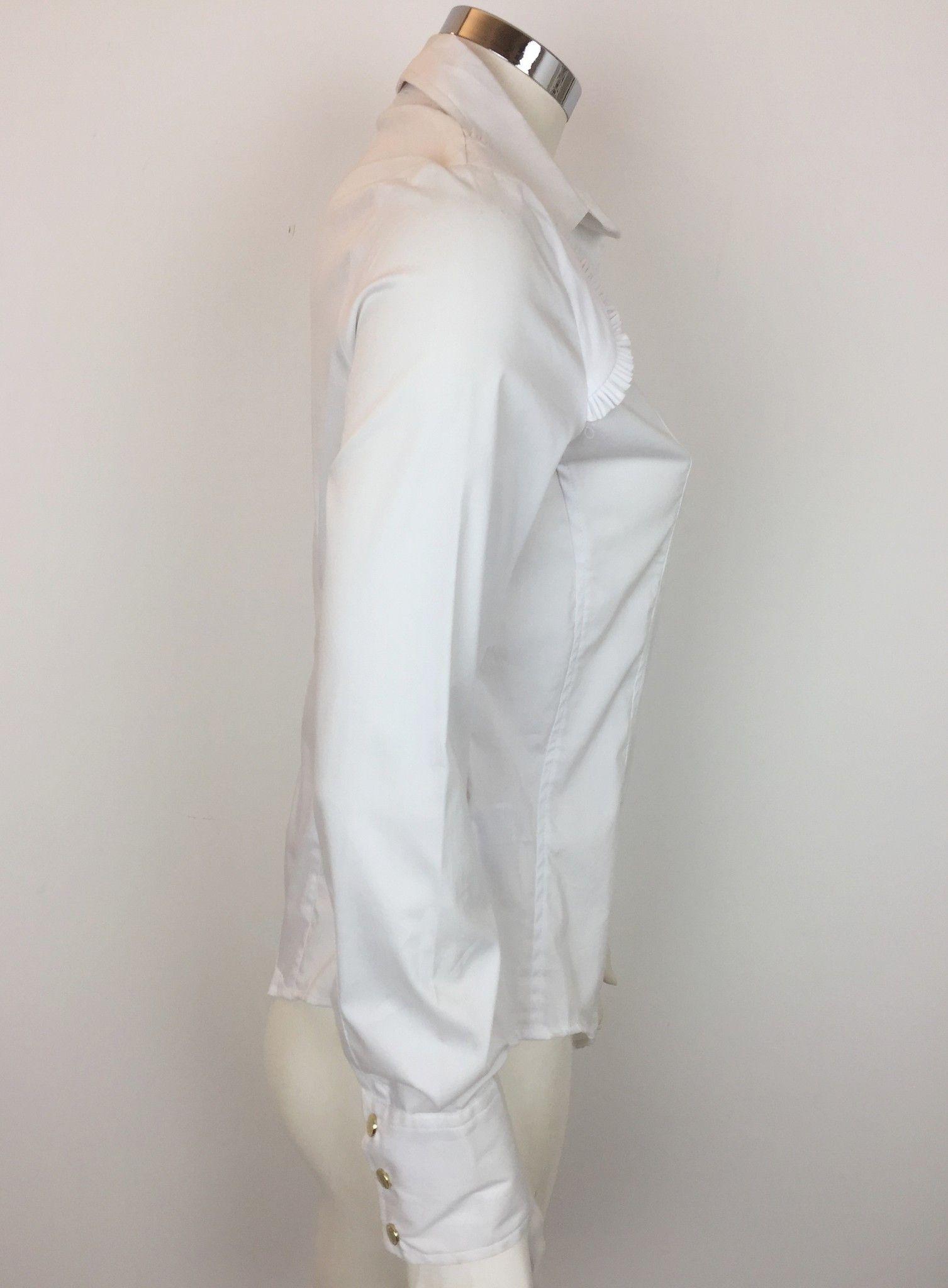 Camicia Roberta Biagi a Body con Finiture Dorate Cod.CAM0269