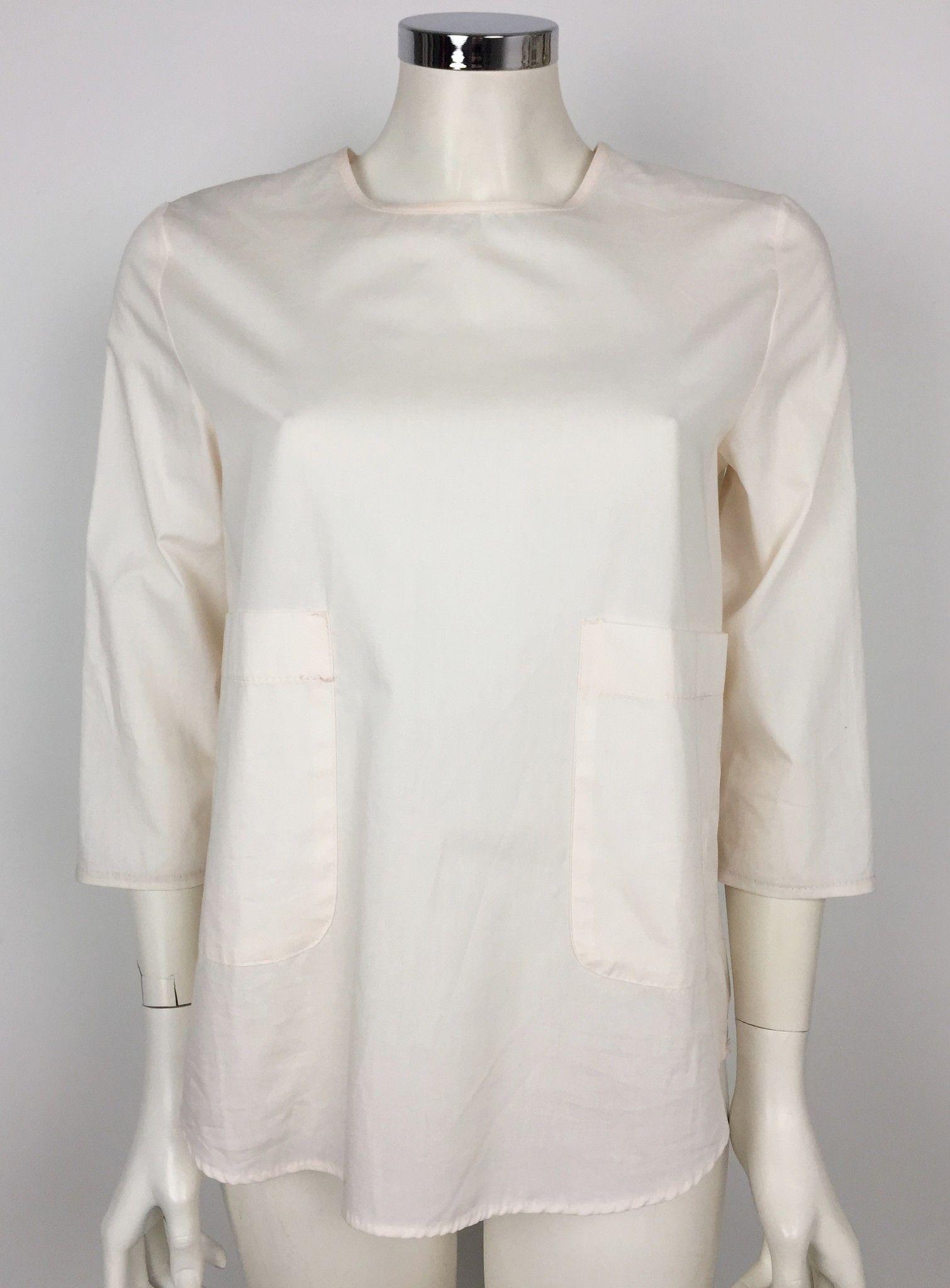 Camicia LadyBug Manica 3/4 con Tasconi Cod.TQ0302