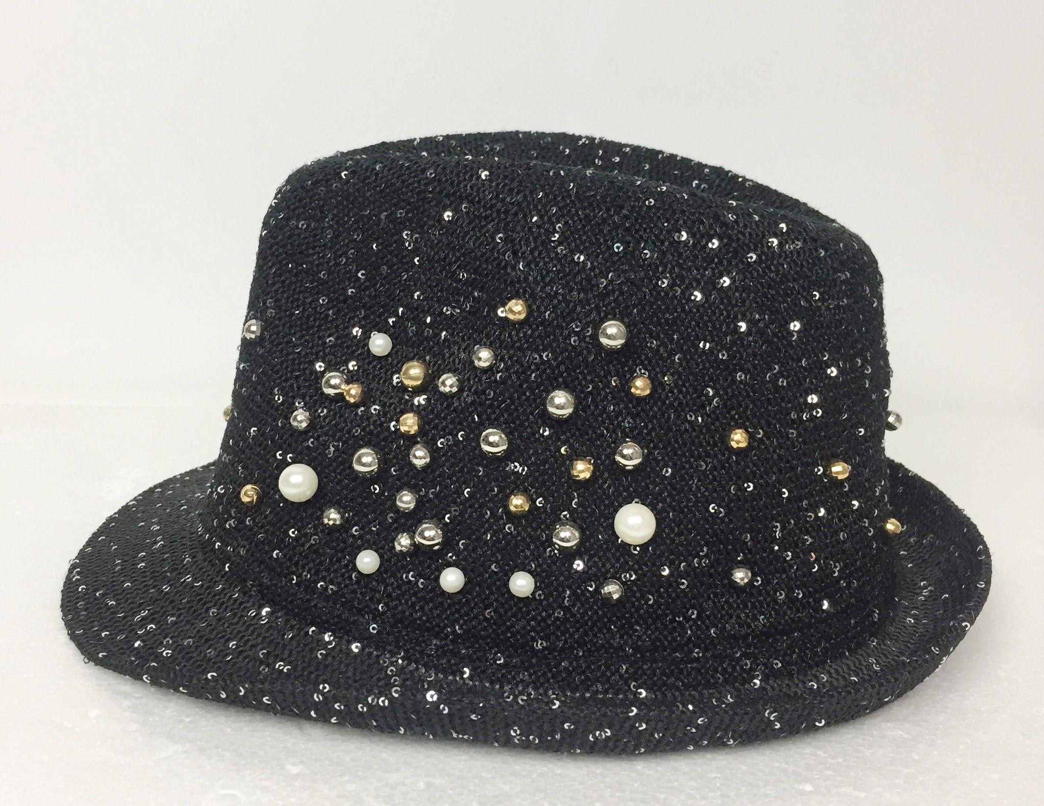 LadyBug Lurex Hat with Studs Cod.00980