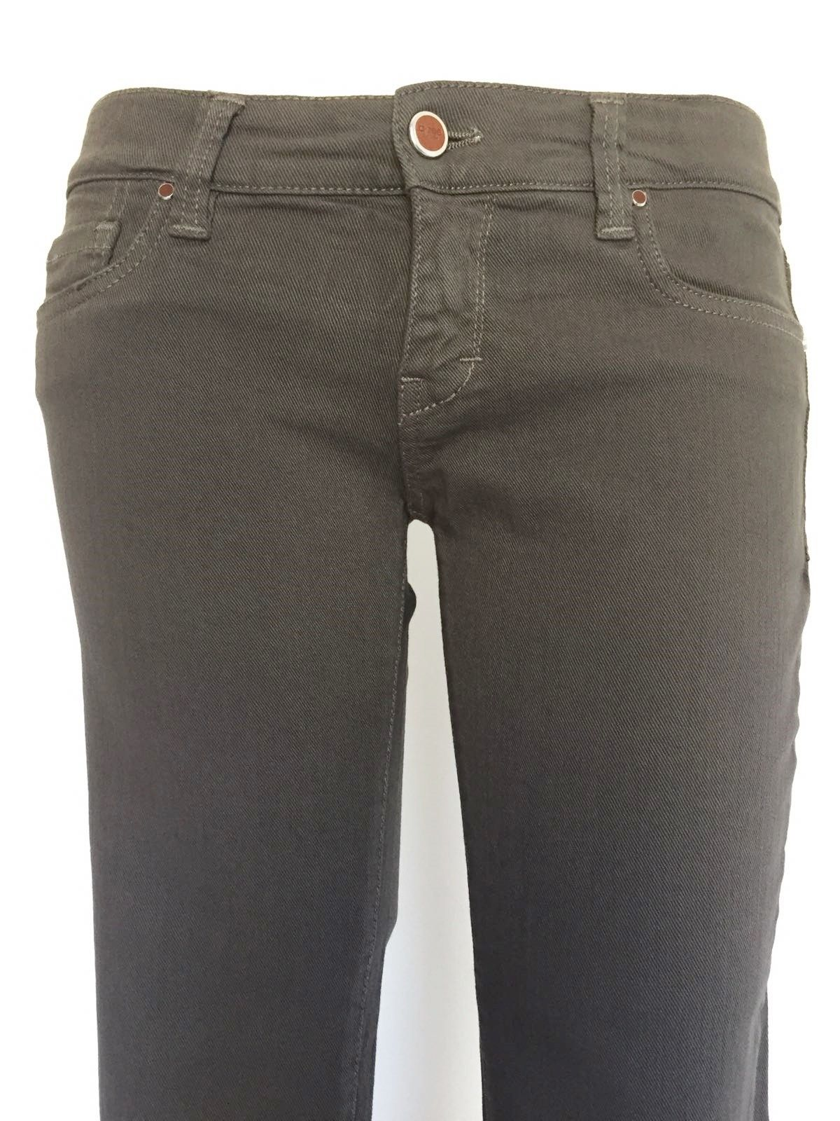 Qzee Stretchy 5 Pocket Jeans Cod.CH0T12