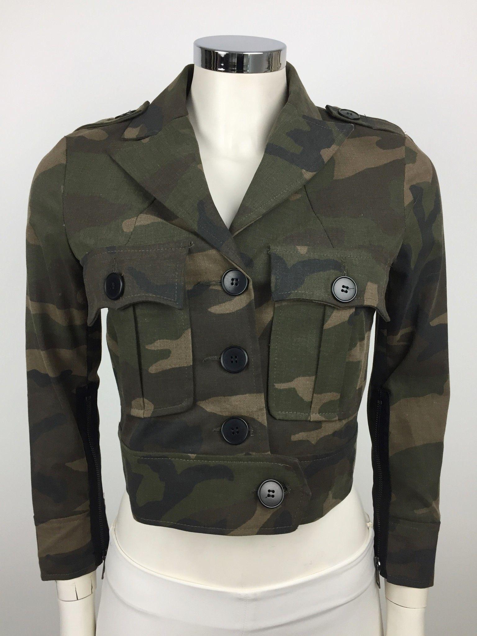 Giubbetto LadyBug Camouflage Cod.TT0018