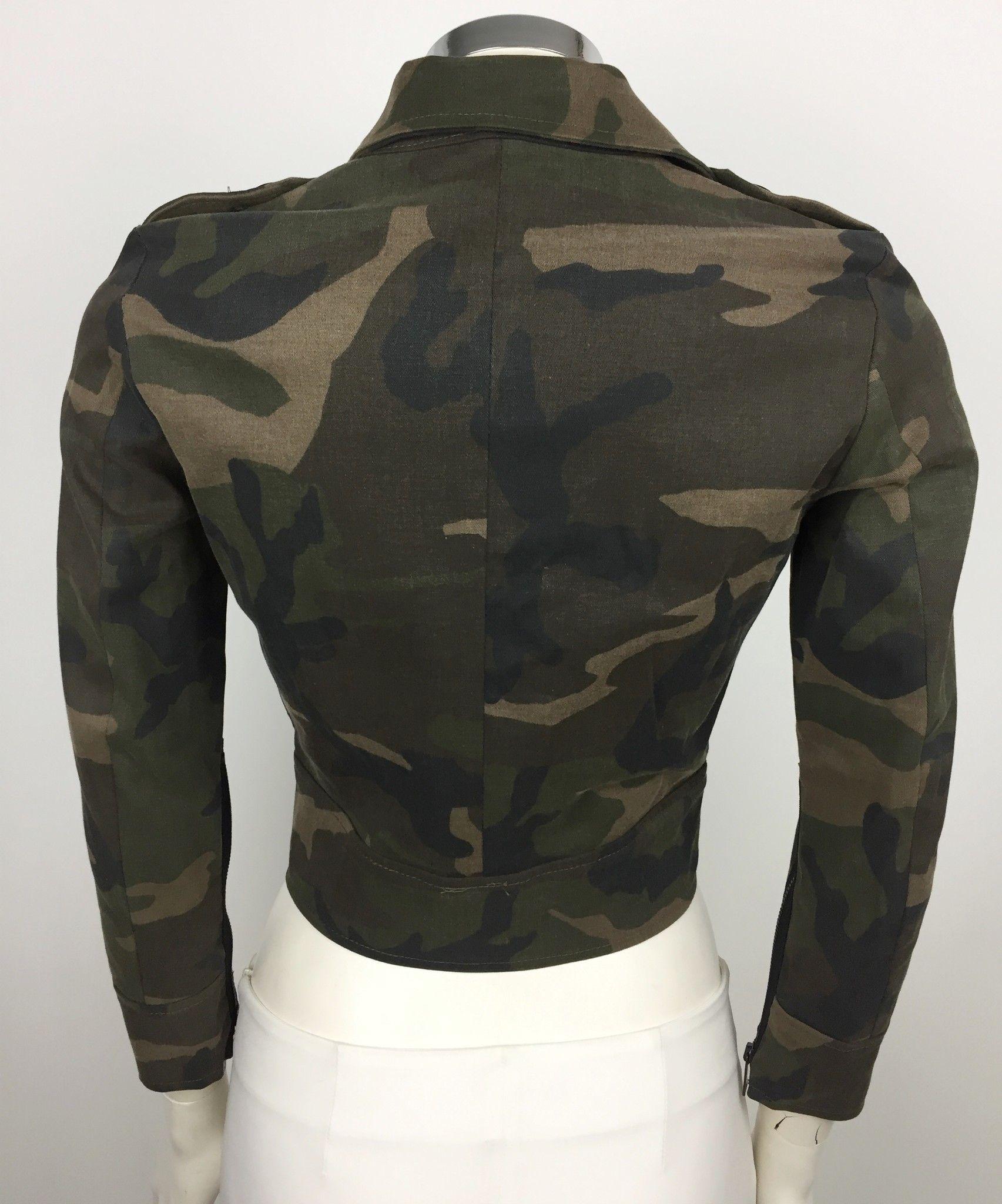 LadyBug Camouflage Jacket Cod.TT0018