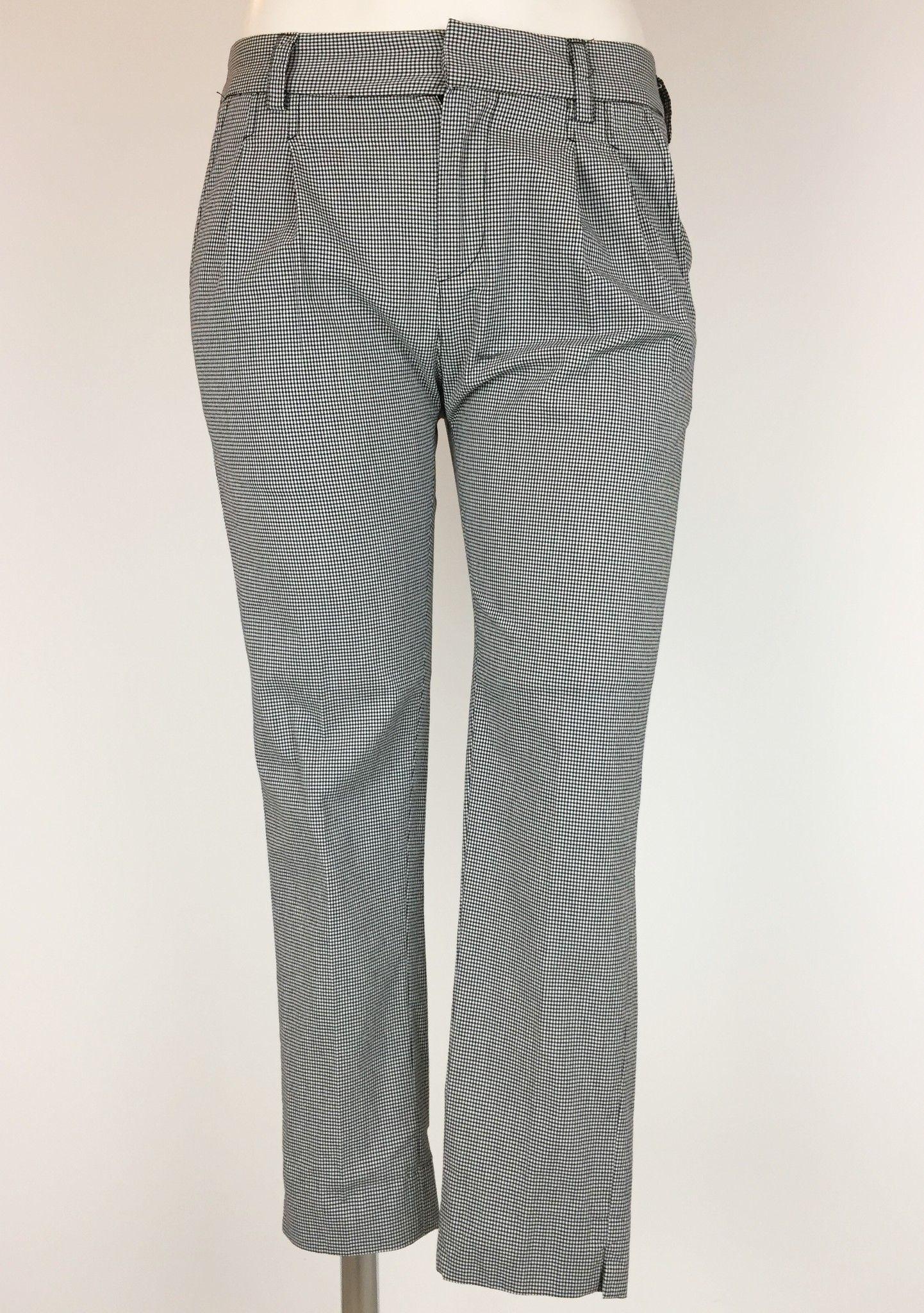 Adele Fado Vichy Fancy Trousers Cod.AF053692